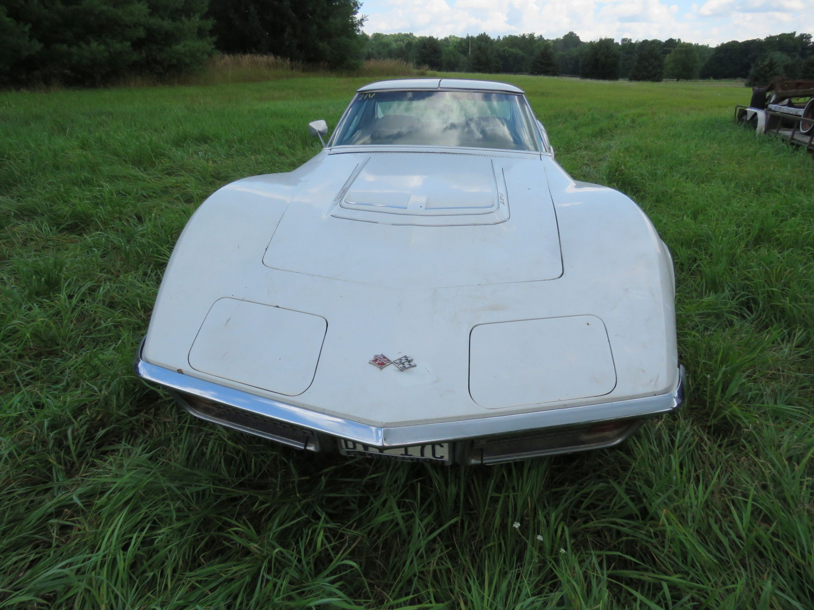 1971 Chevrolet Corvette Stingray Coupe - Image 2