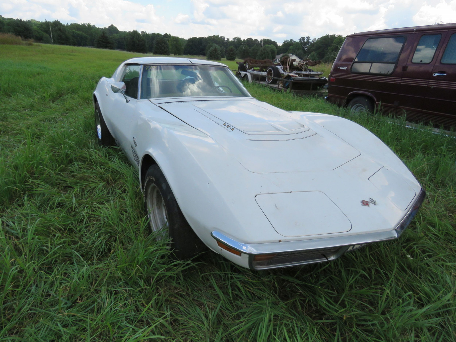 1971 Chevrolet Corvette Stingray Coupe - Image 3