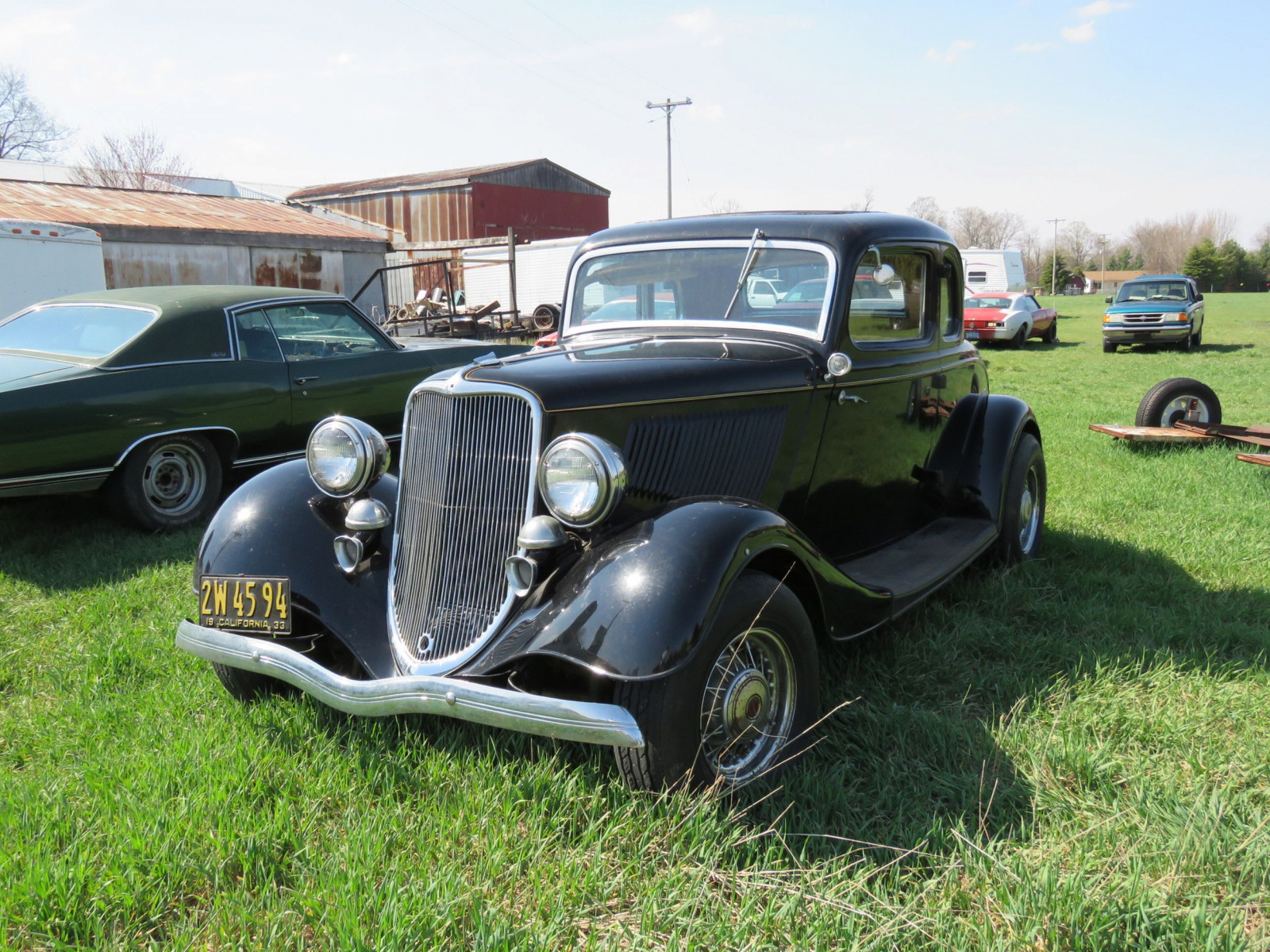 1933 Ford Coupe - Image 3