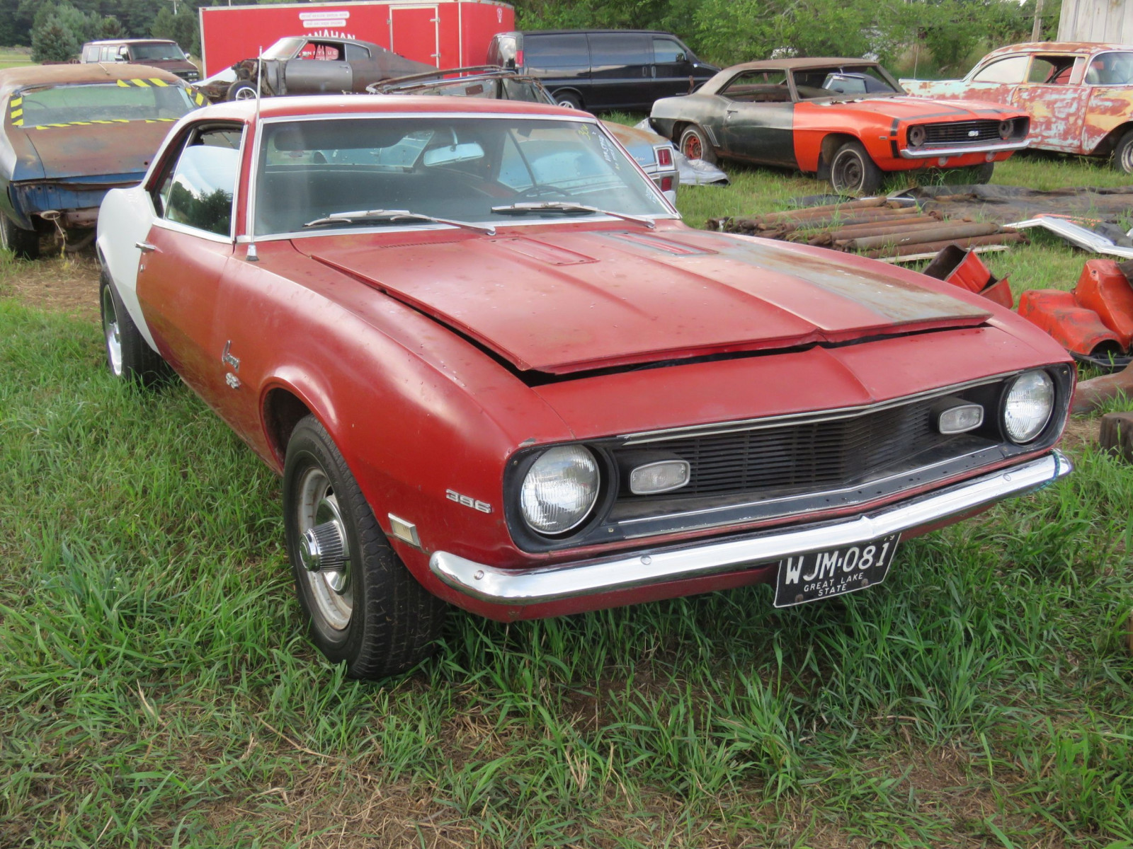 1968 Chevrolet Camaro SS Coupe - Image 1