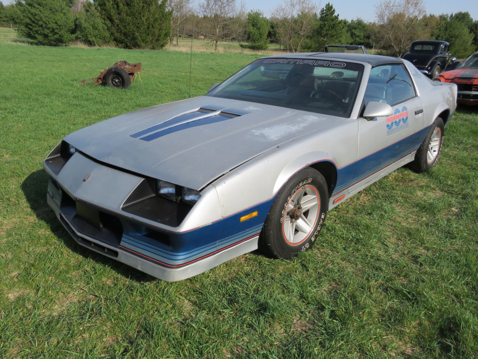 1982 Chevrolet Camaro Indianpolis 500 Edition Pace Car - Image 6