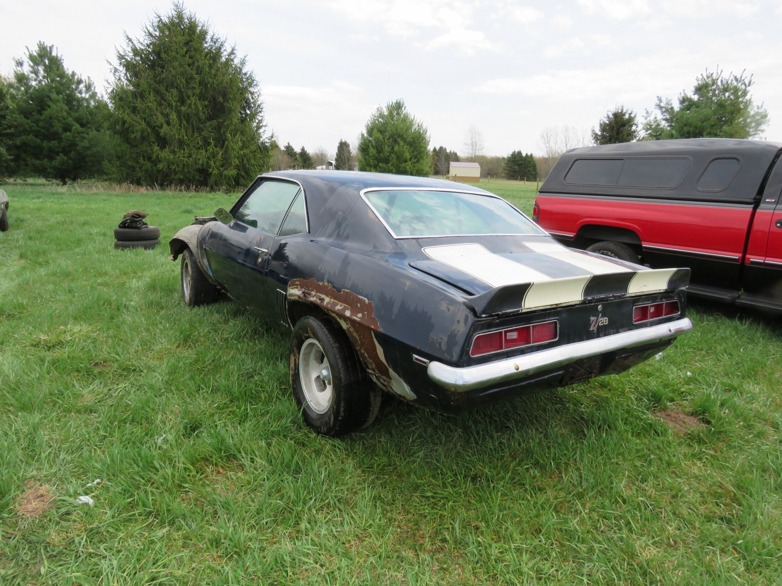 1969 Chevrolet Z28 Camaro For Restore - Image 5