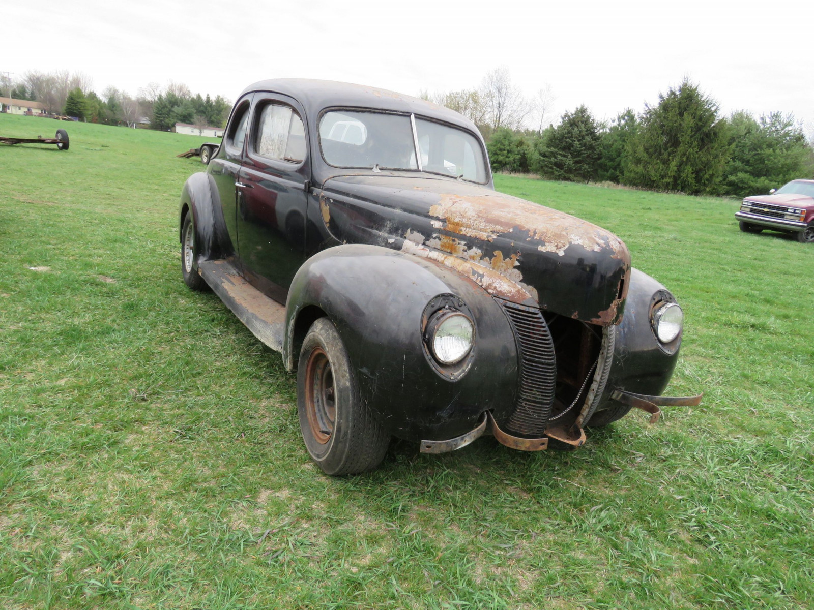 1940 Ford  Coupe - Image 3