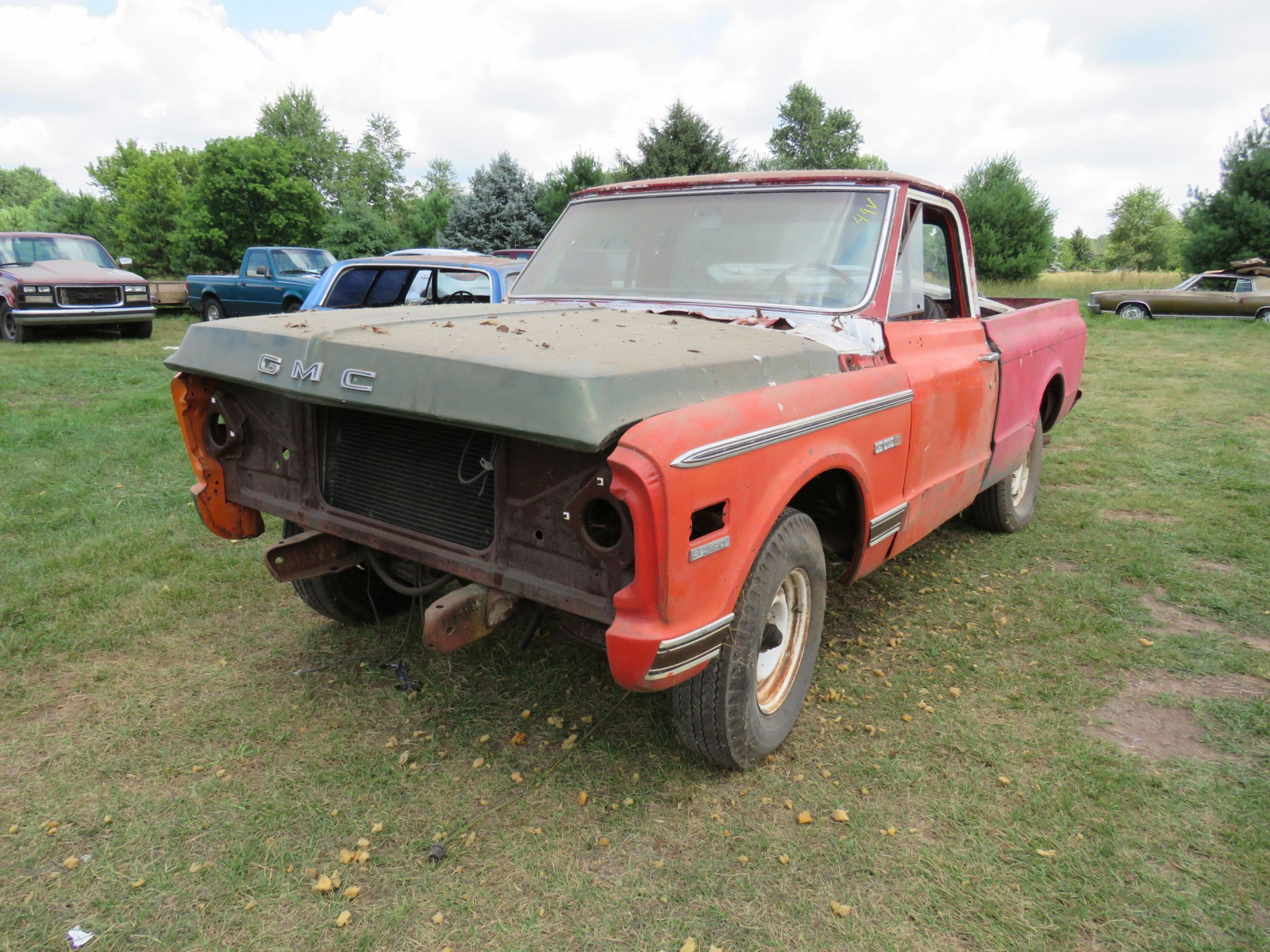 Chevrolet Pickup for Restore - Image 1