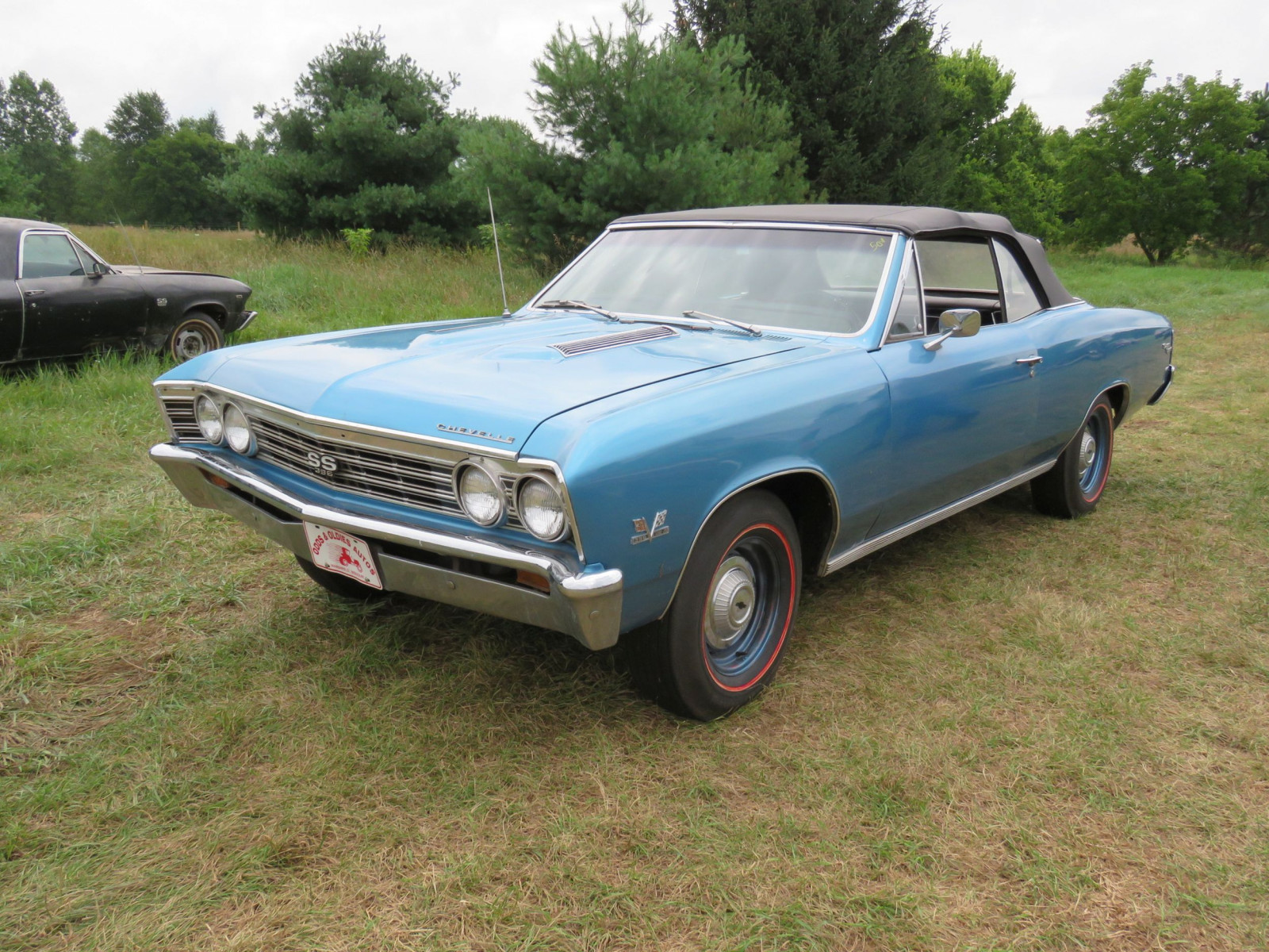 1967 Chevrolet Chevelle SS Convertible - Image 1