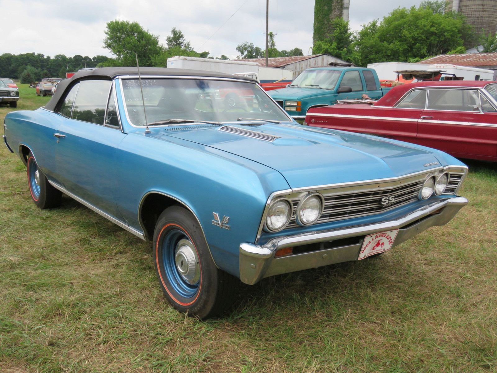 1967 Chevrolet Chevelle SS Convertible - Image 3