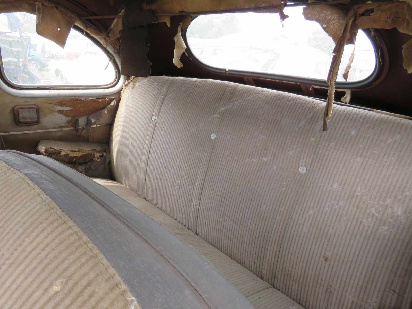 1946 Ford Super Deluxe Coupe Ford for Rod or Restore - Image 7