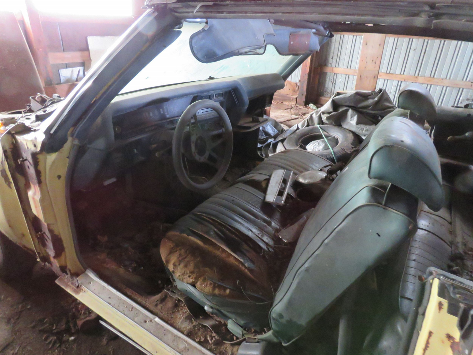 1972 Chevrolet Chevelle Convertible for Project or Parts - Image 3