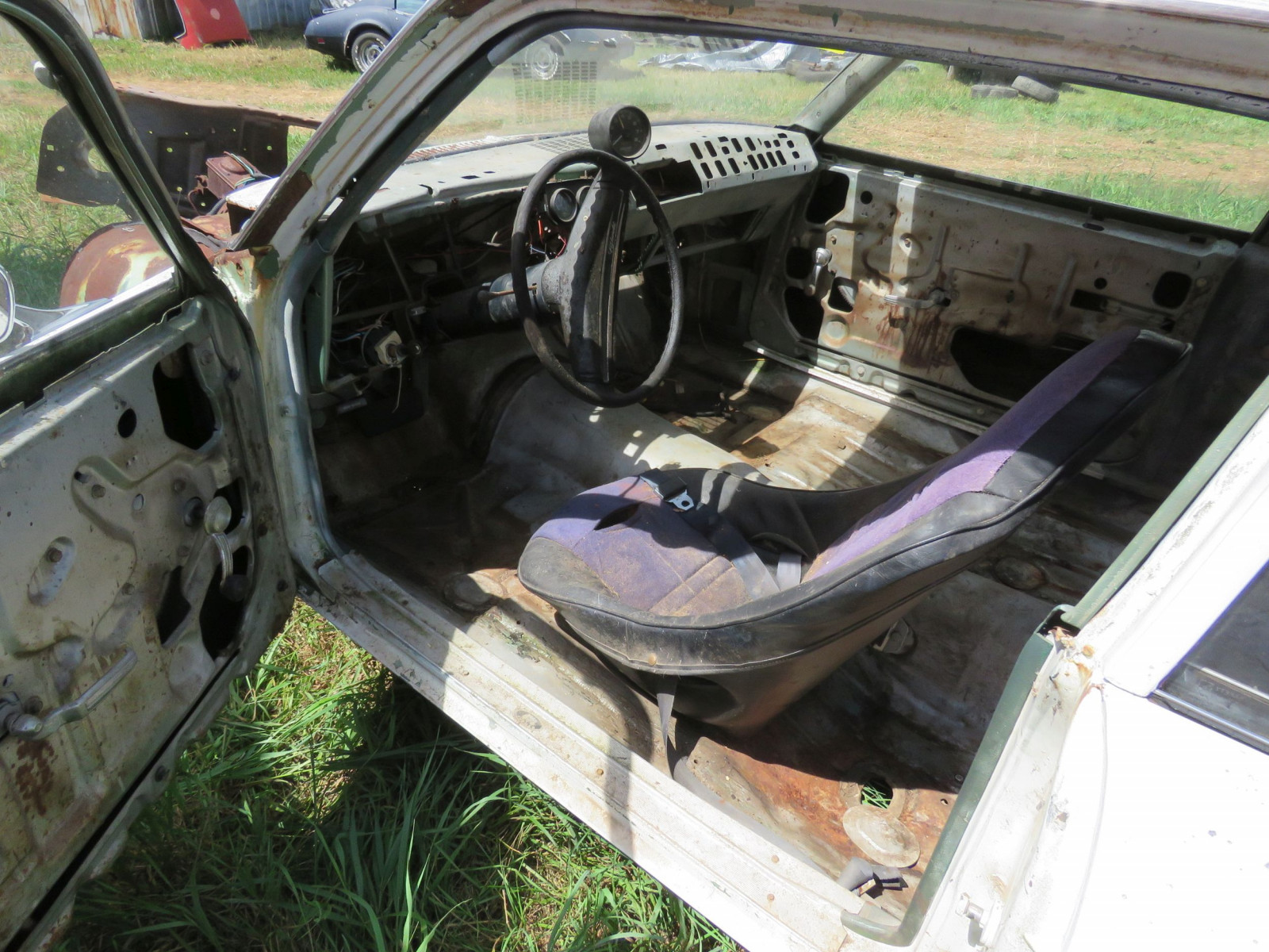 1973 Chevrolet Nova Body for Restore or Parts - Image 6