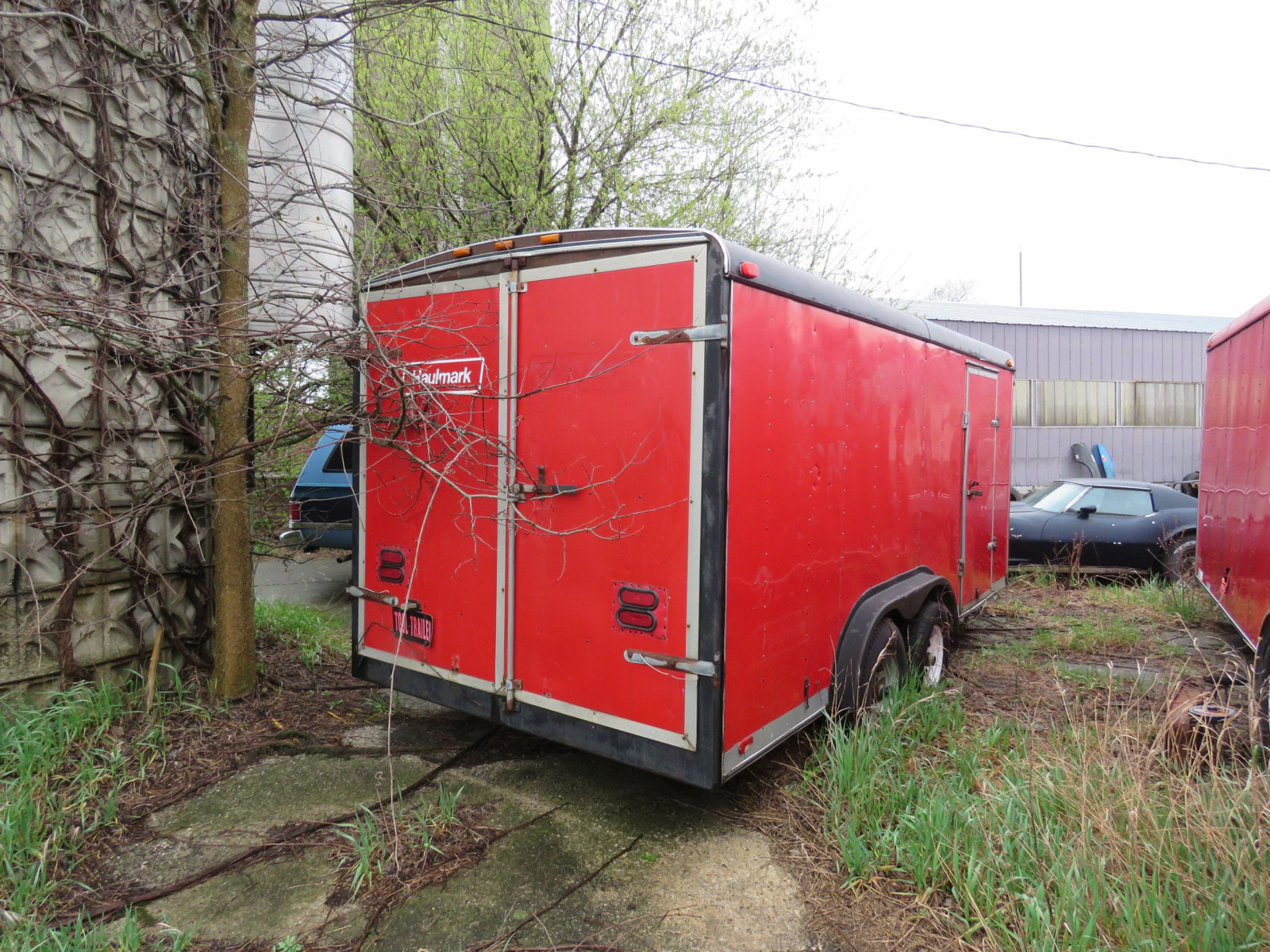 Haulmark Enclosed Trailer - Image 2