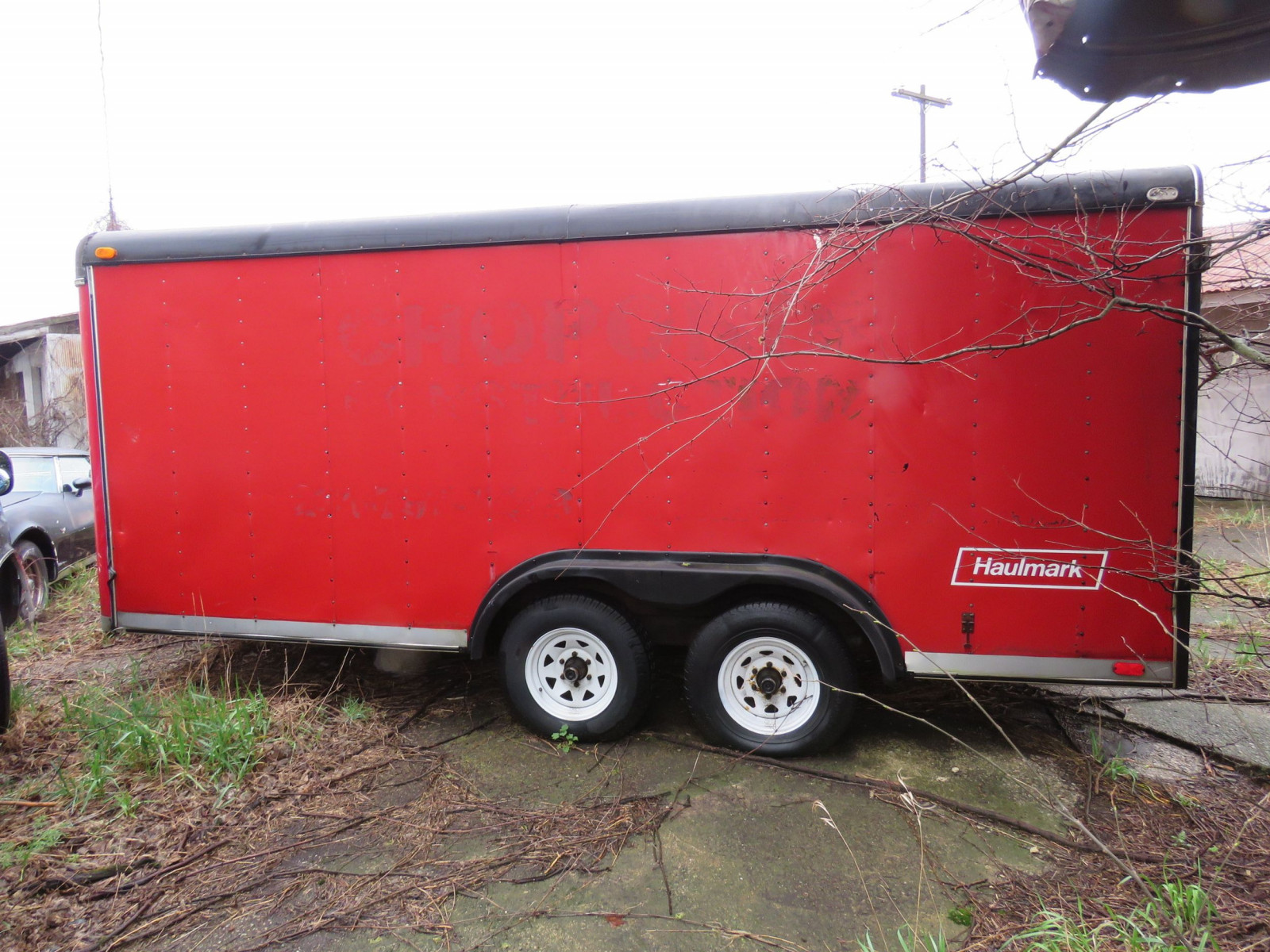 Haulmark Enclosed Trailer - Image 3