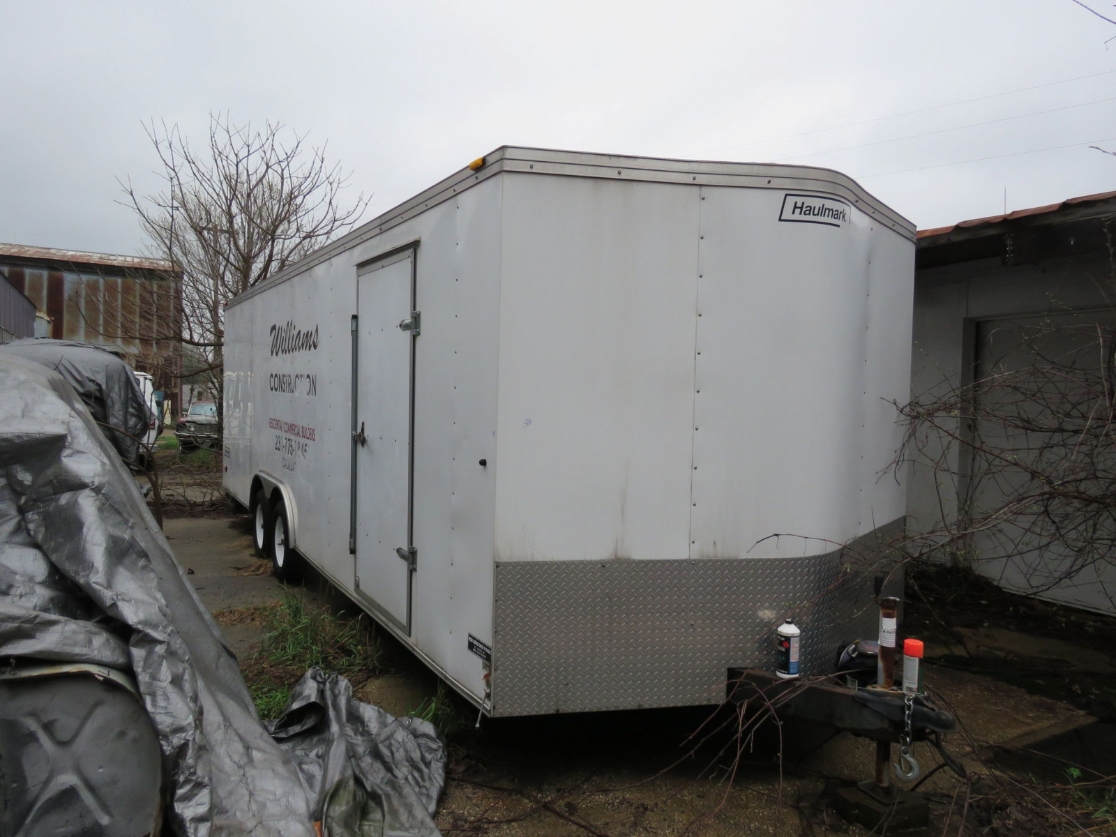 Haulmark Enclosed Trailer - Image 1