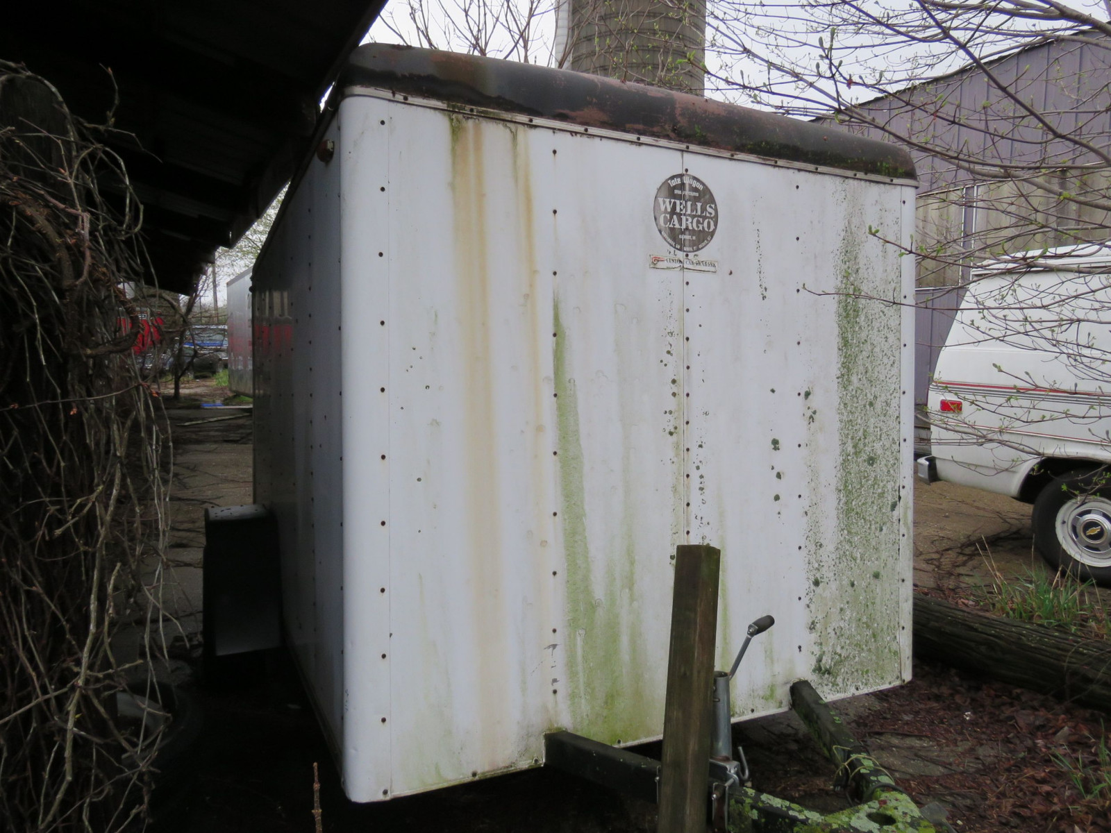Wells Cargo Enclosed Trailer - Image 3