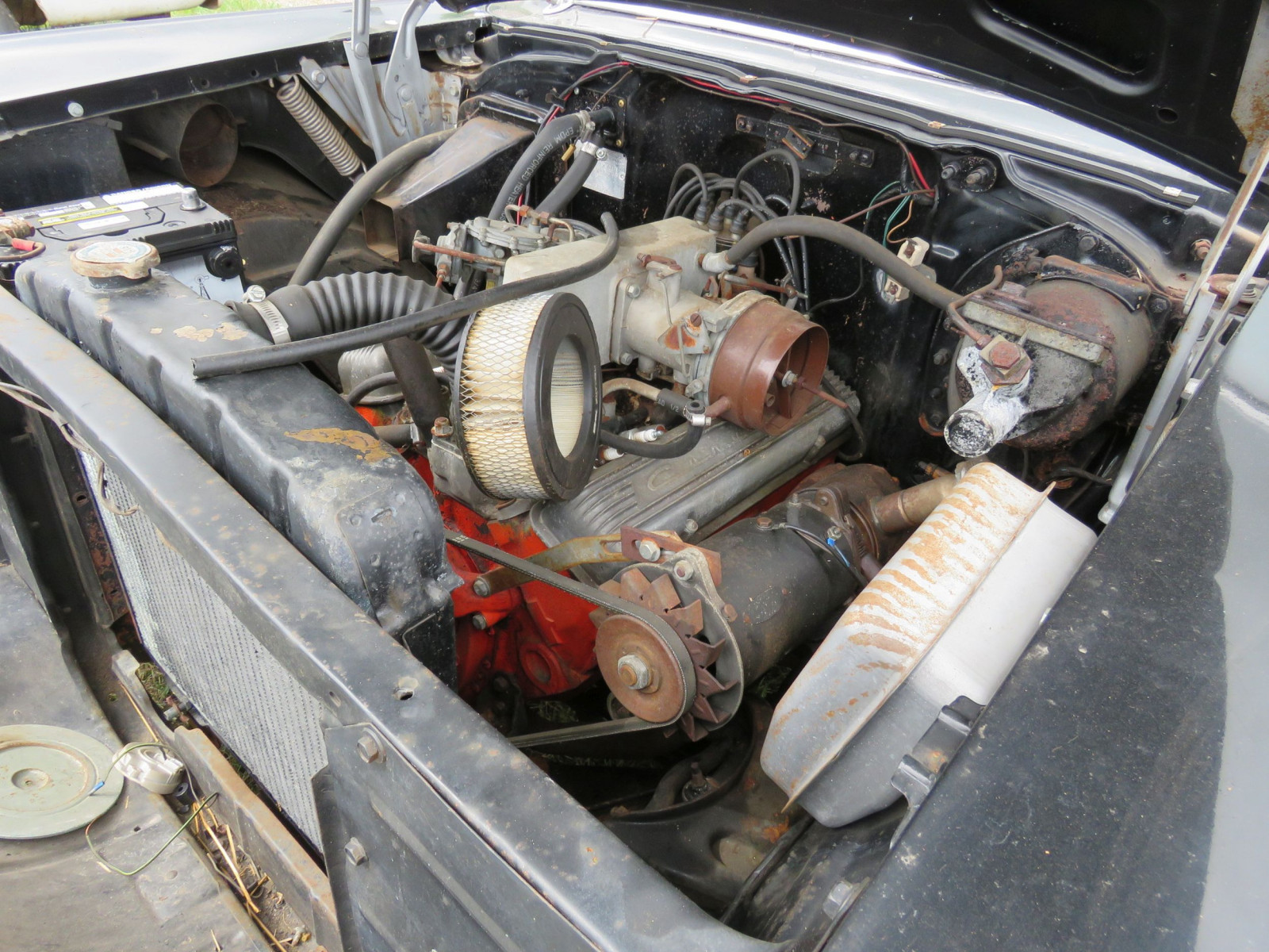 1957 Chevrolet Belair Fuel Injected 2dr HT - Image 12
