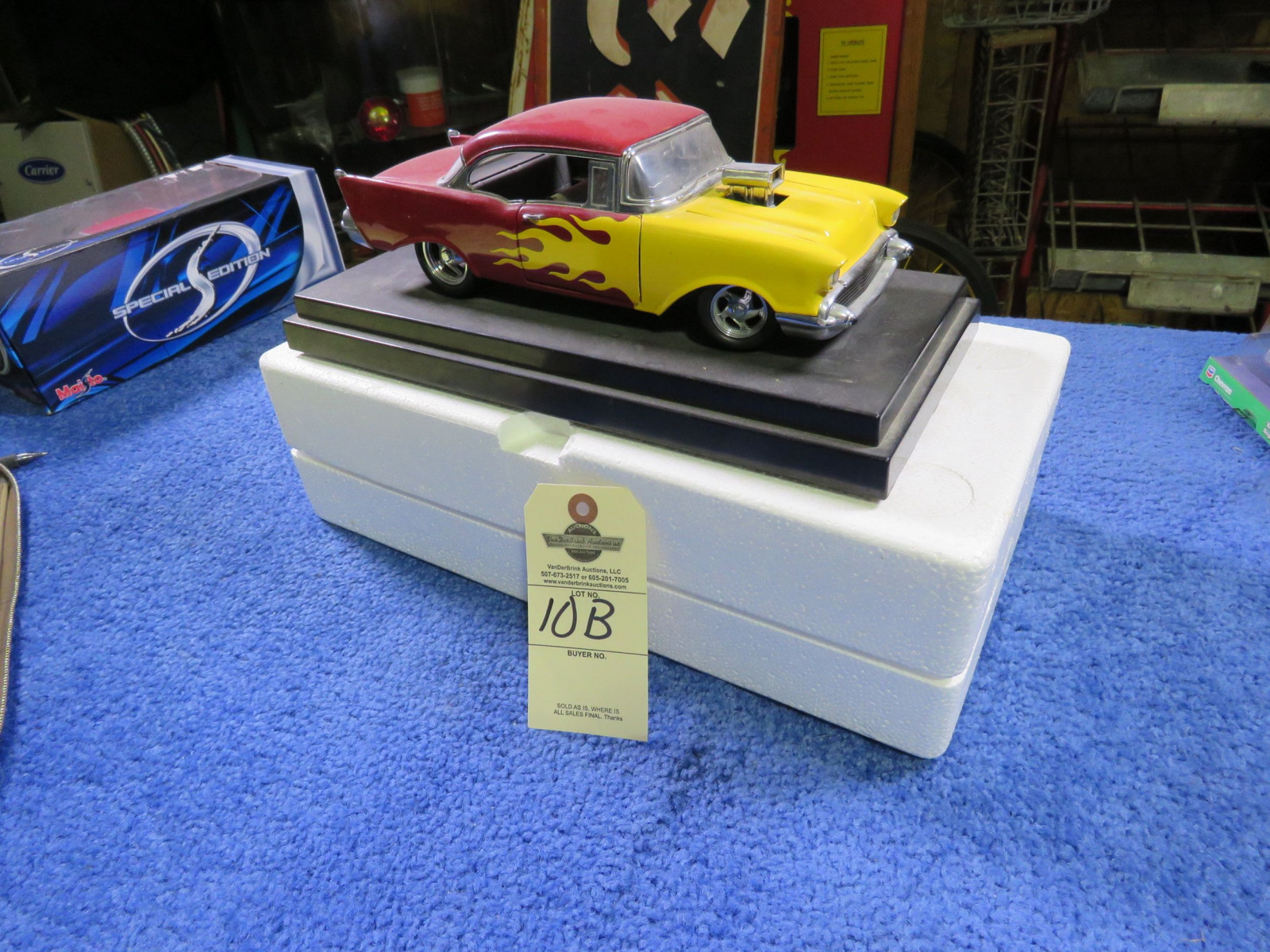 1957 Chevrolet Precision Model NIB - Image 1