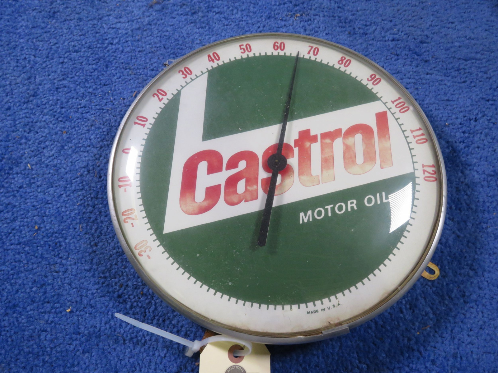 Castrol Thermometer - Image 1