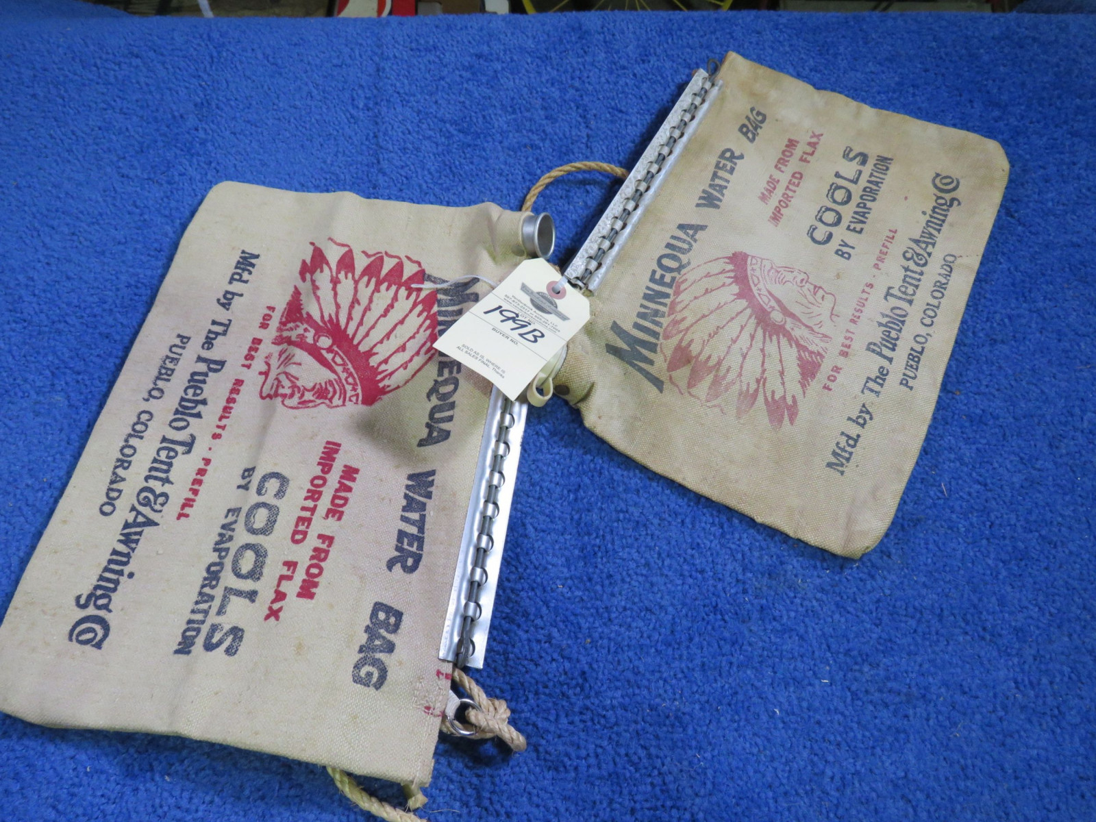 Water Bags - Image 1
