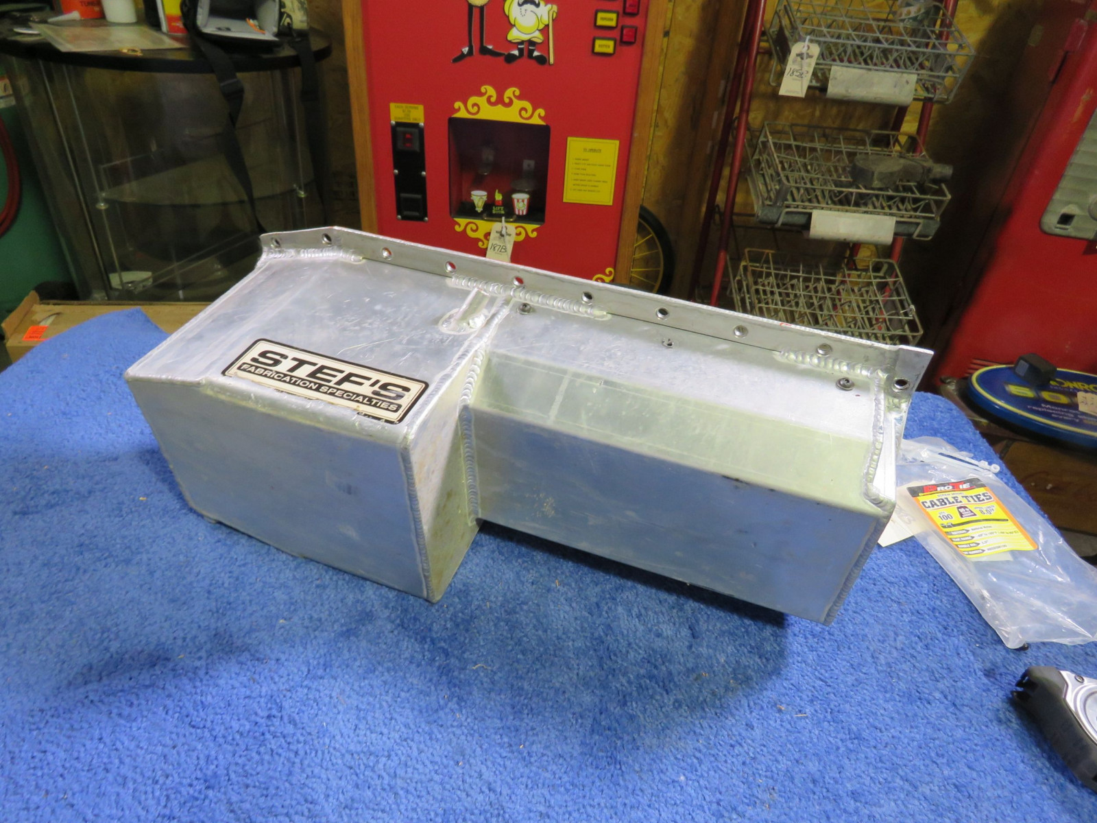 409 Hi-Performance Oil Pan - Image 1
