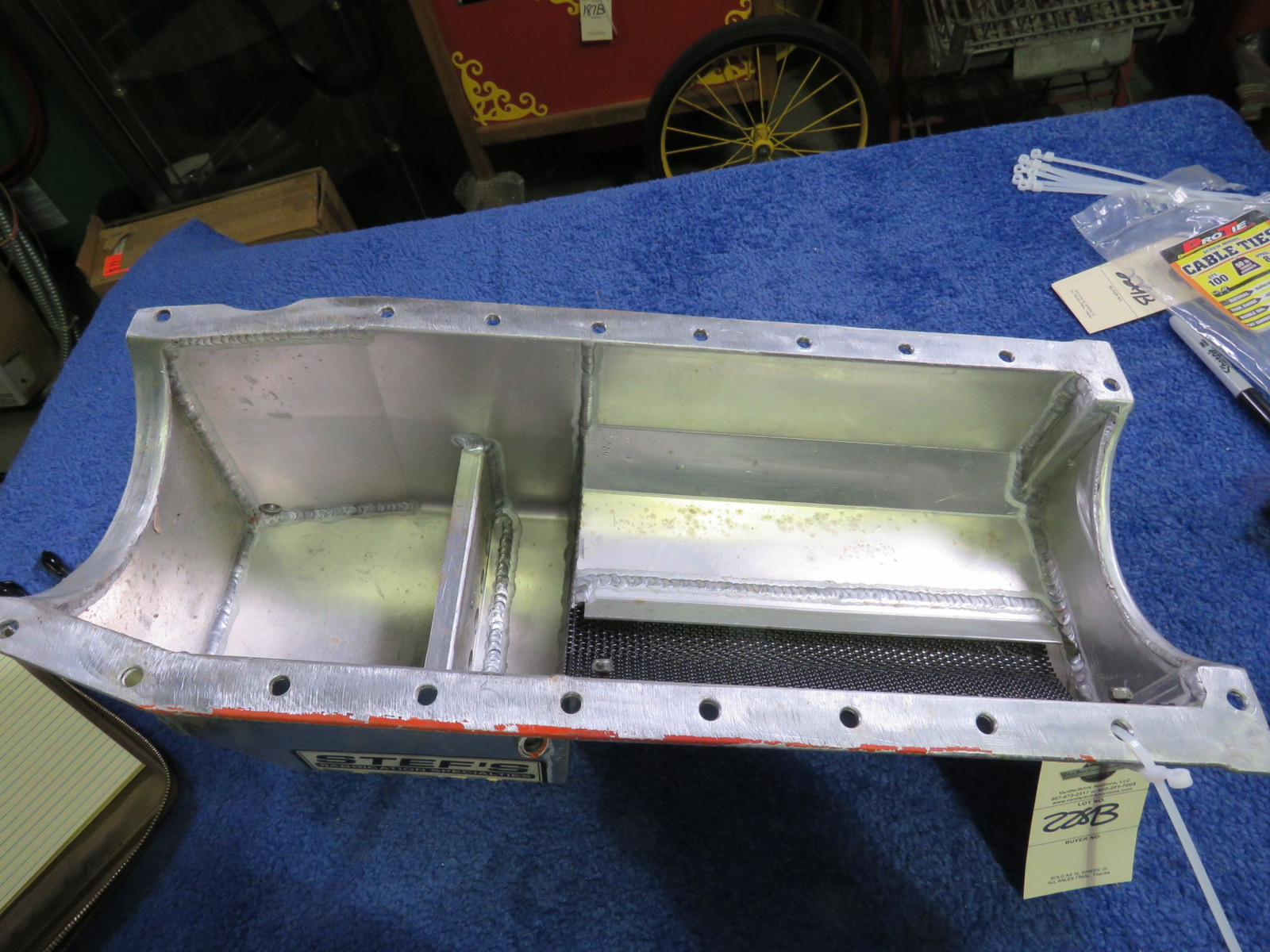 409 Hi-Performance Oil Pan - Image 2