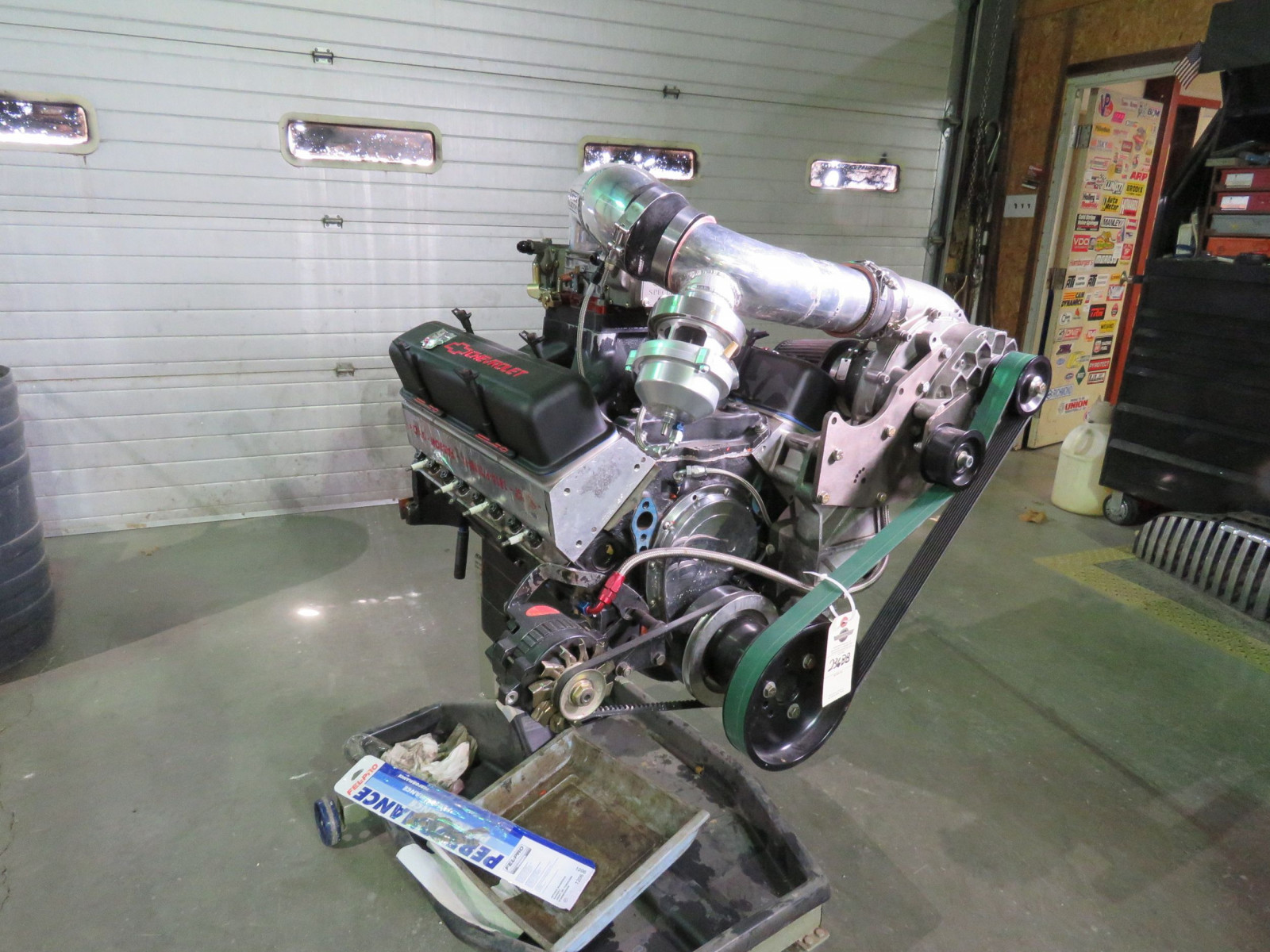 Pro-Charger E85  Motor-Race Ready - Image 1