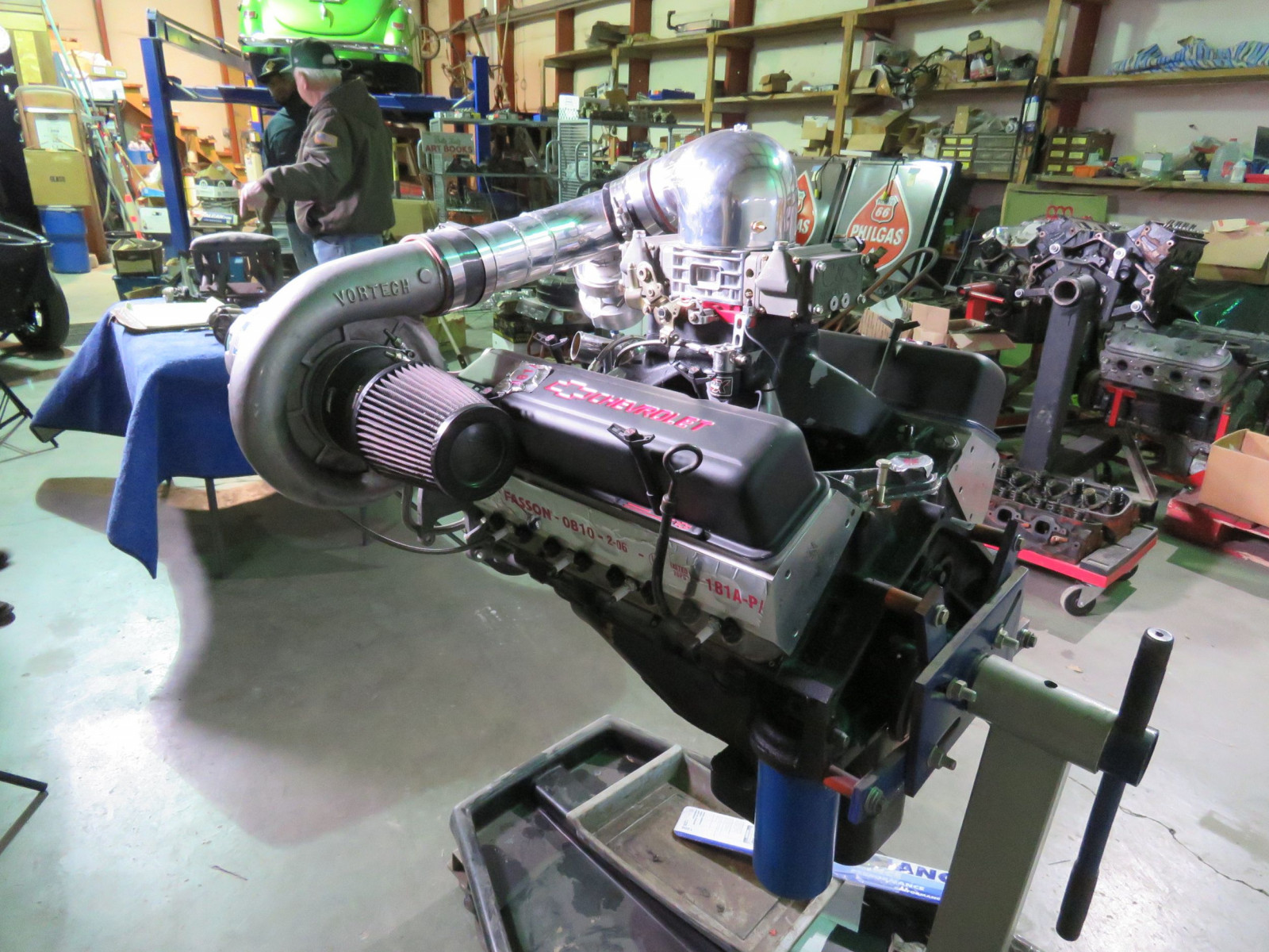 Pro-Charger E85  Motor-Race Ready - Image 4