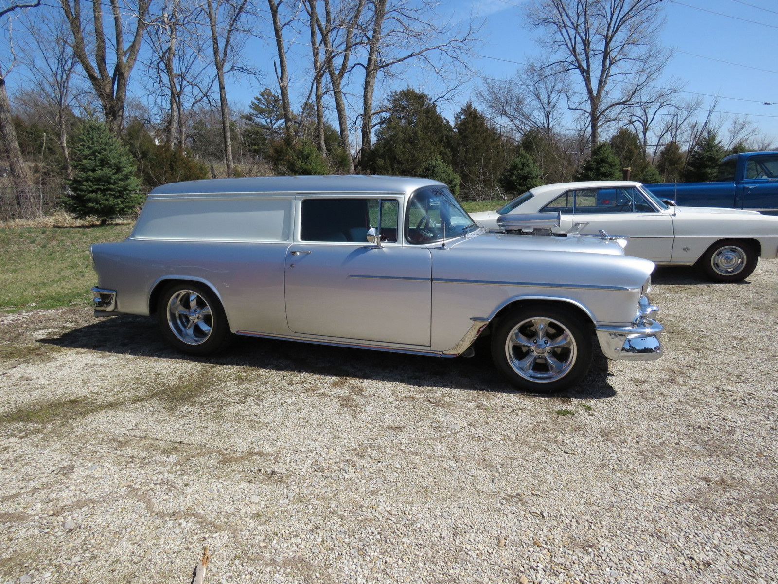1955 Chevrolet Sedan Delivery Custom - Image 4