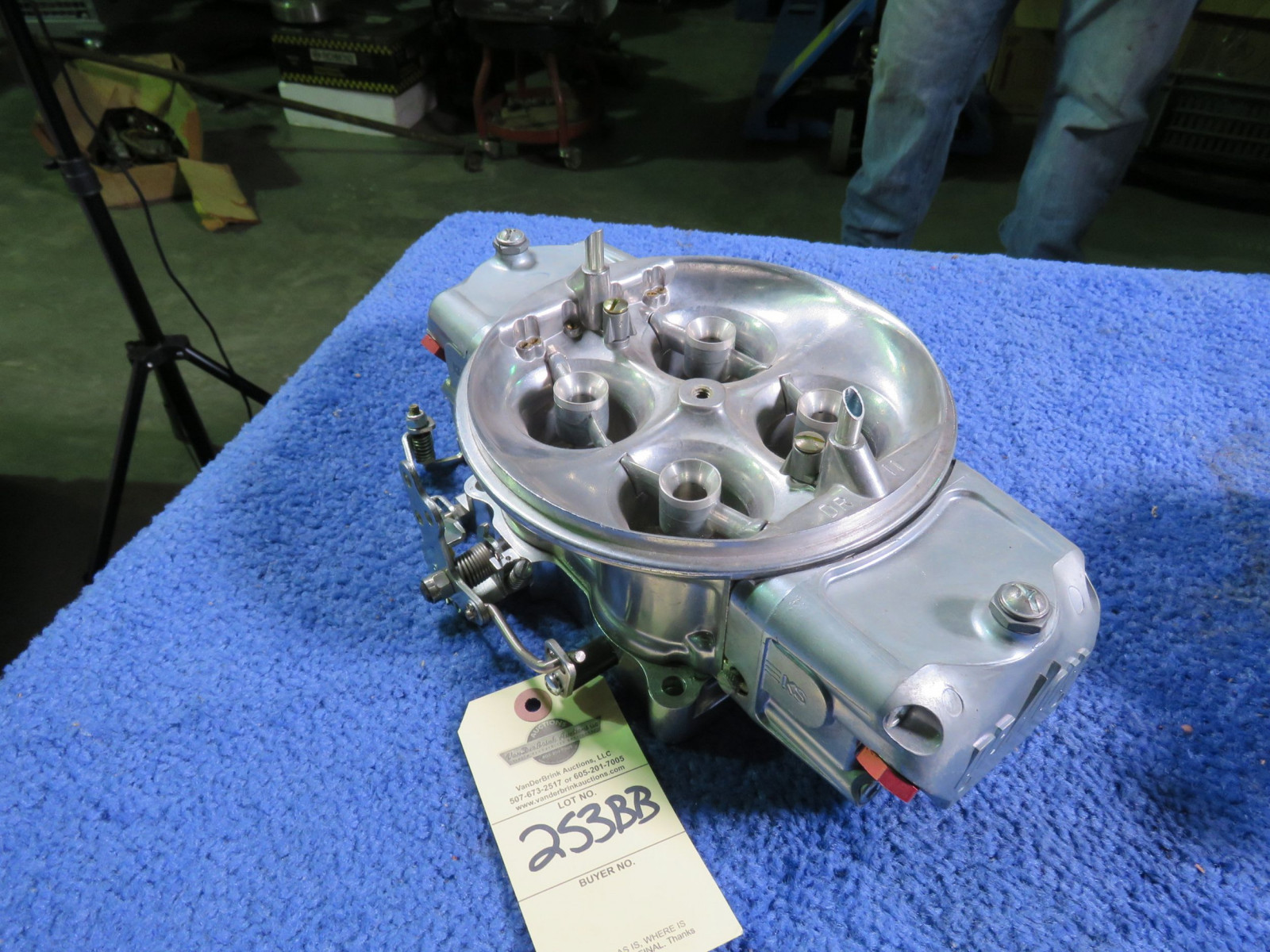 Demon 4bbl Carb - Image 1