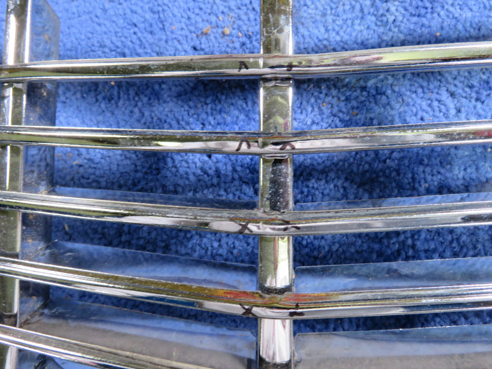 NOS 1956 Chevrolet Grill - Image 2
