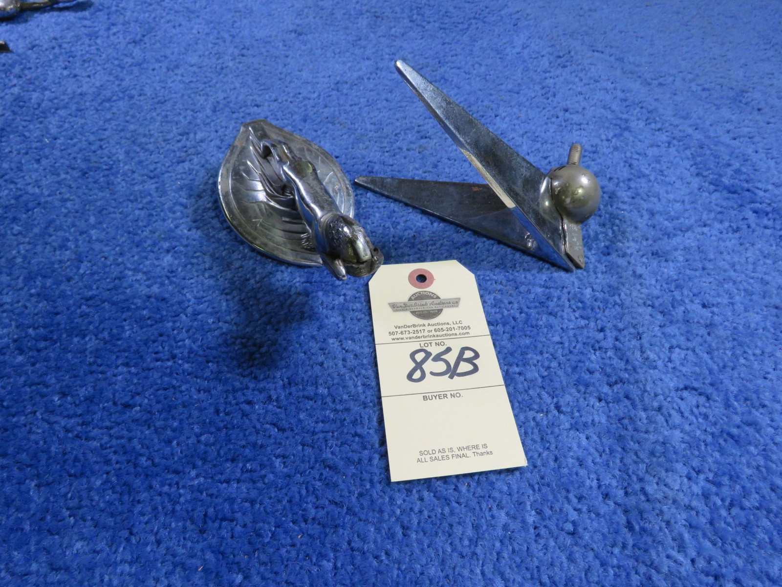 Hood Ornament Grouping - Image 1