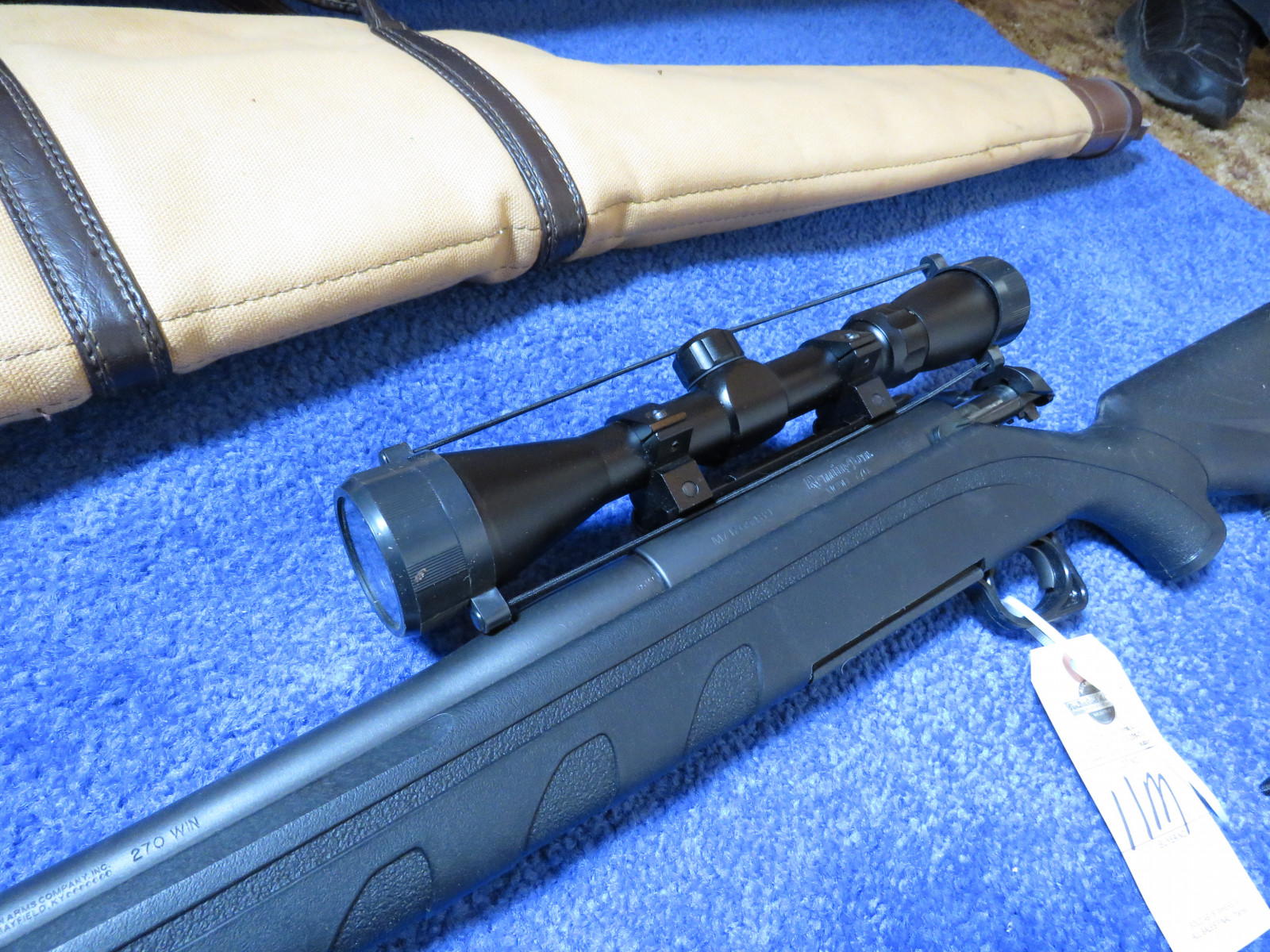Remington Model 770 Bolt Action Rifle M71765489 - Image 4