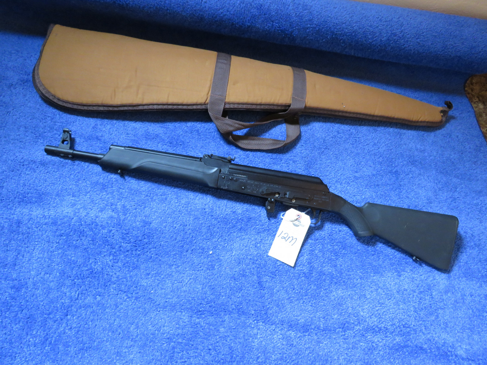 SAIGA 223 Semi-Automatic Rifle 2160680 - Image 2