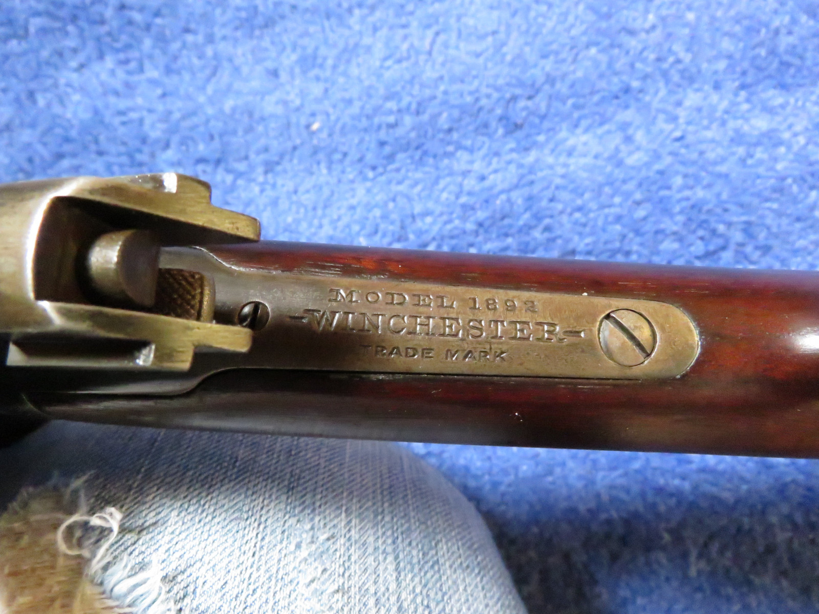 Winchester Model 1892 Lever Action Rifle - Image 3