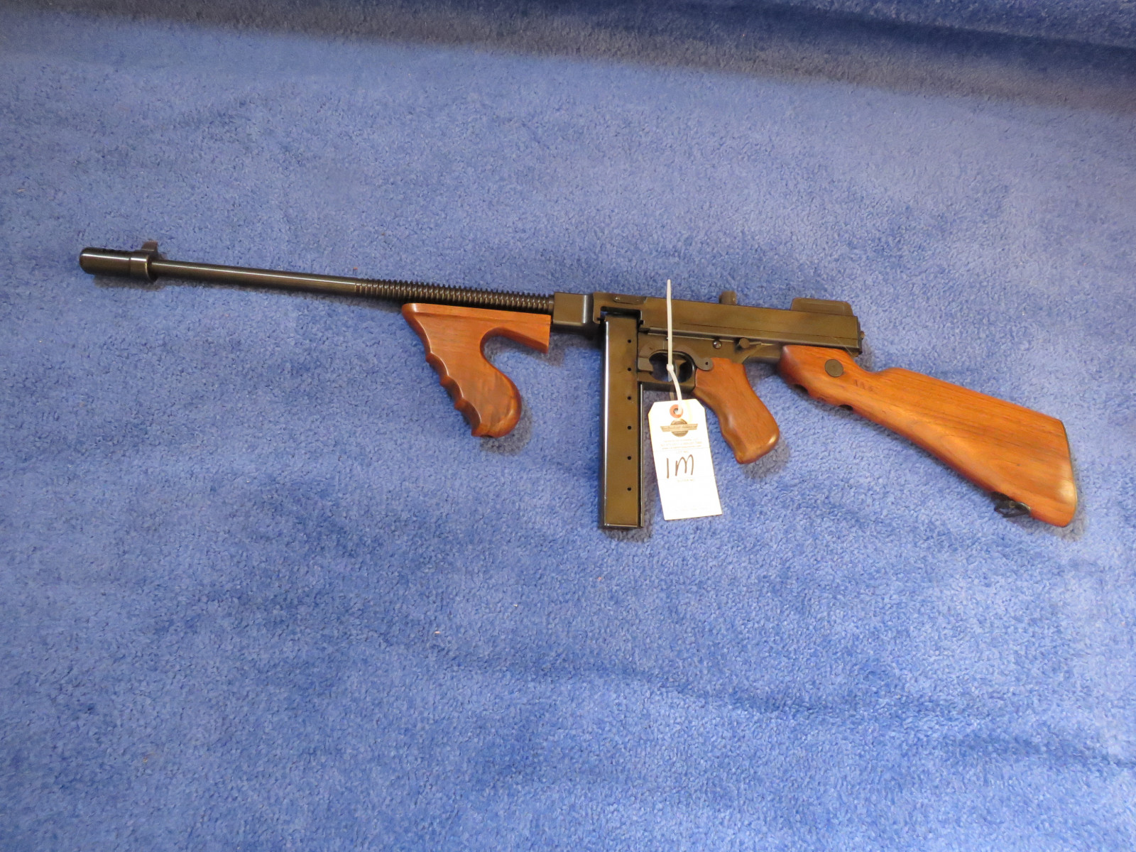Thompson 1927 A1 Deluxe Semi-Automatic Rifle   29837 - Image 1