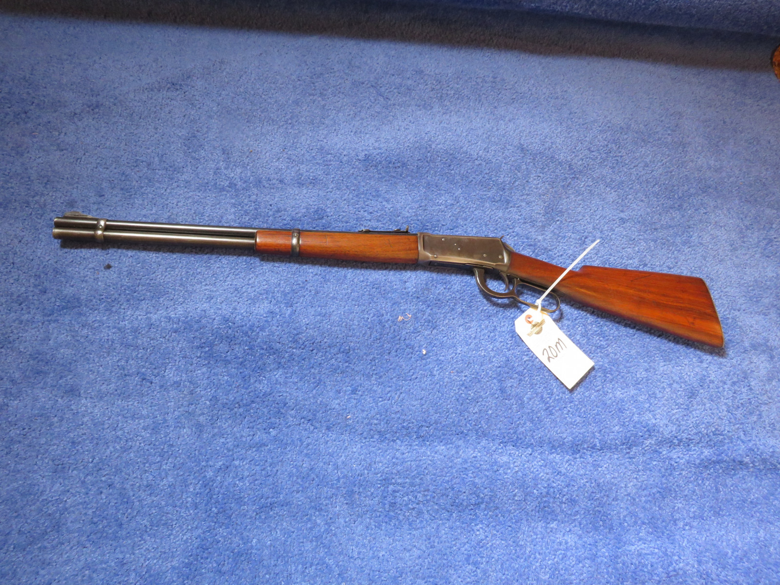 1941 Winchester Model 94 Lever Action .30 WCF  Rifle - Image 2