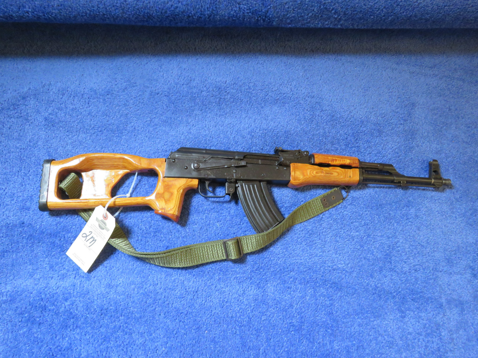 Romak 990 Semi-Automatic Rifle 7.62x39mm  1-060Z3-99 - Image 1