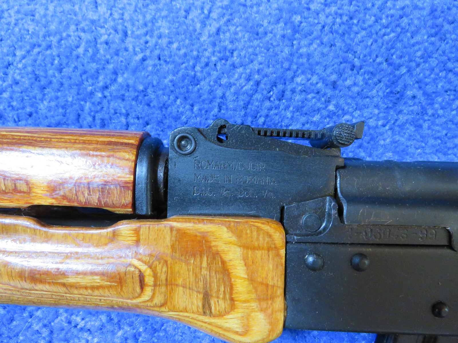 Romak 990 Semi-Automatic Rifle 7.62x39mm  1-060Z3-99 - Image 4