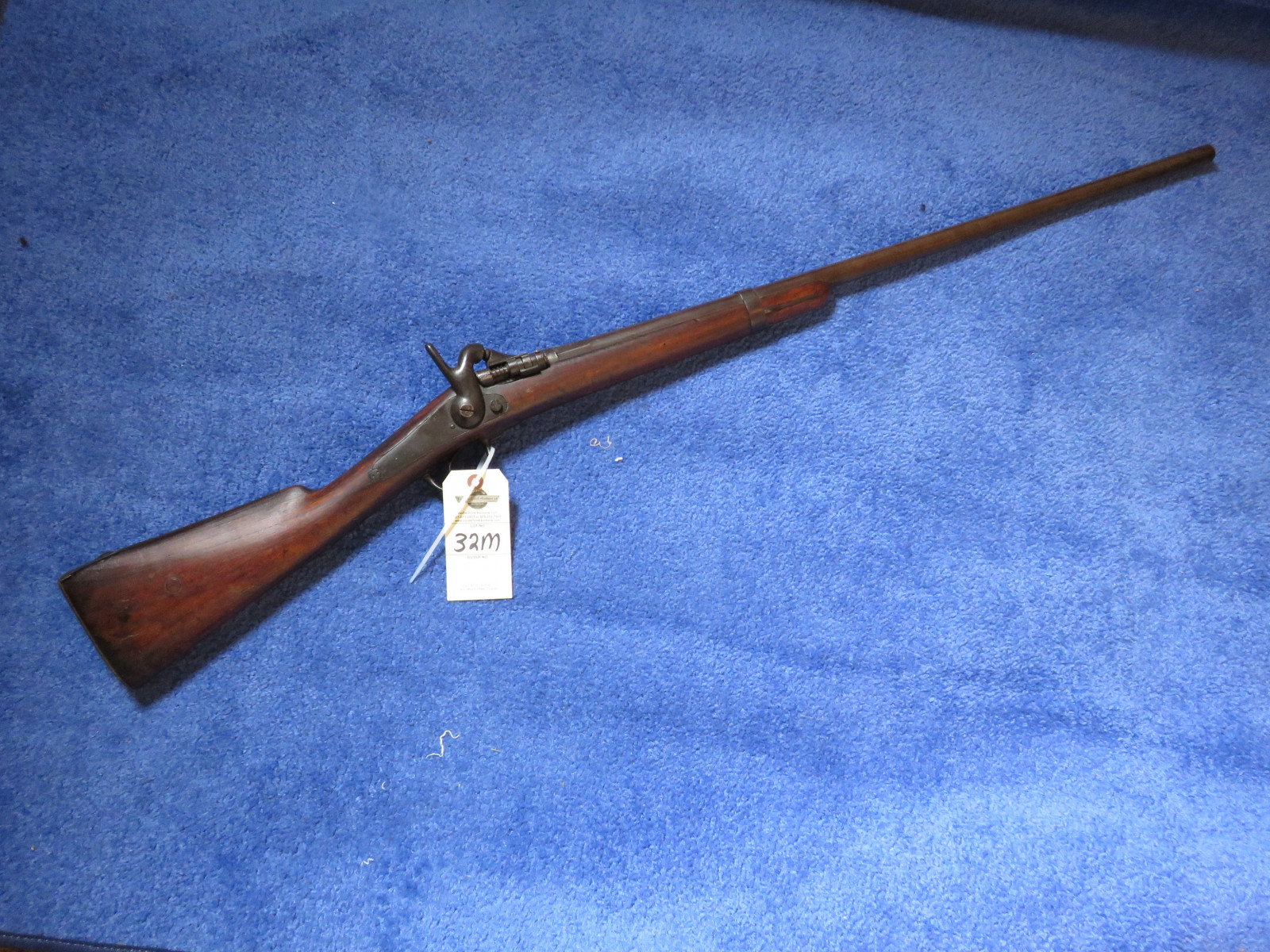 Flint lock 12 Gauge Shotgun - Image 1