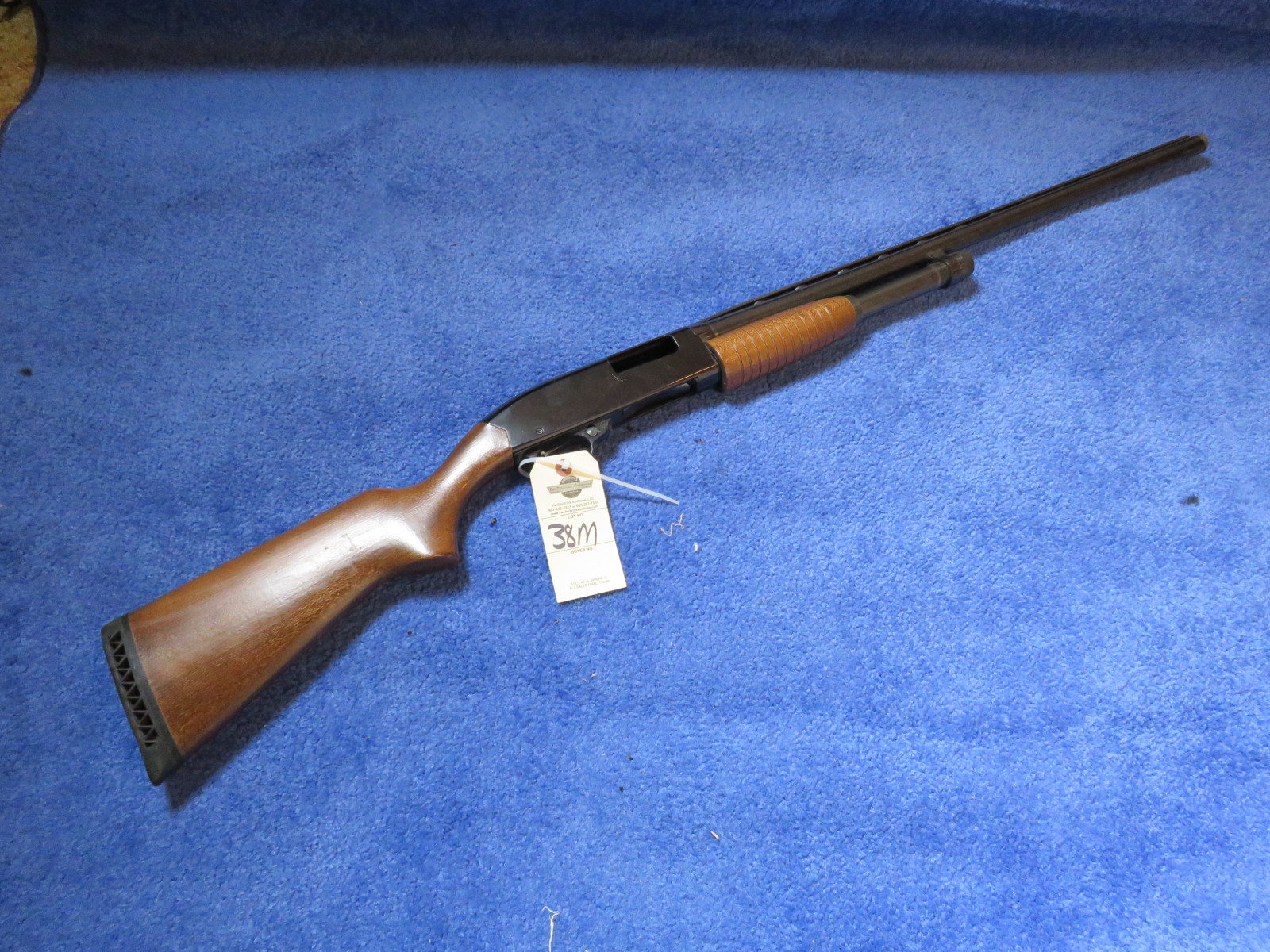 Winchester Model 120 12 Gauge Shotgun - Image 1