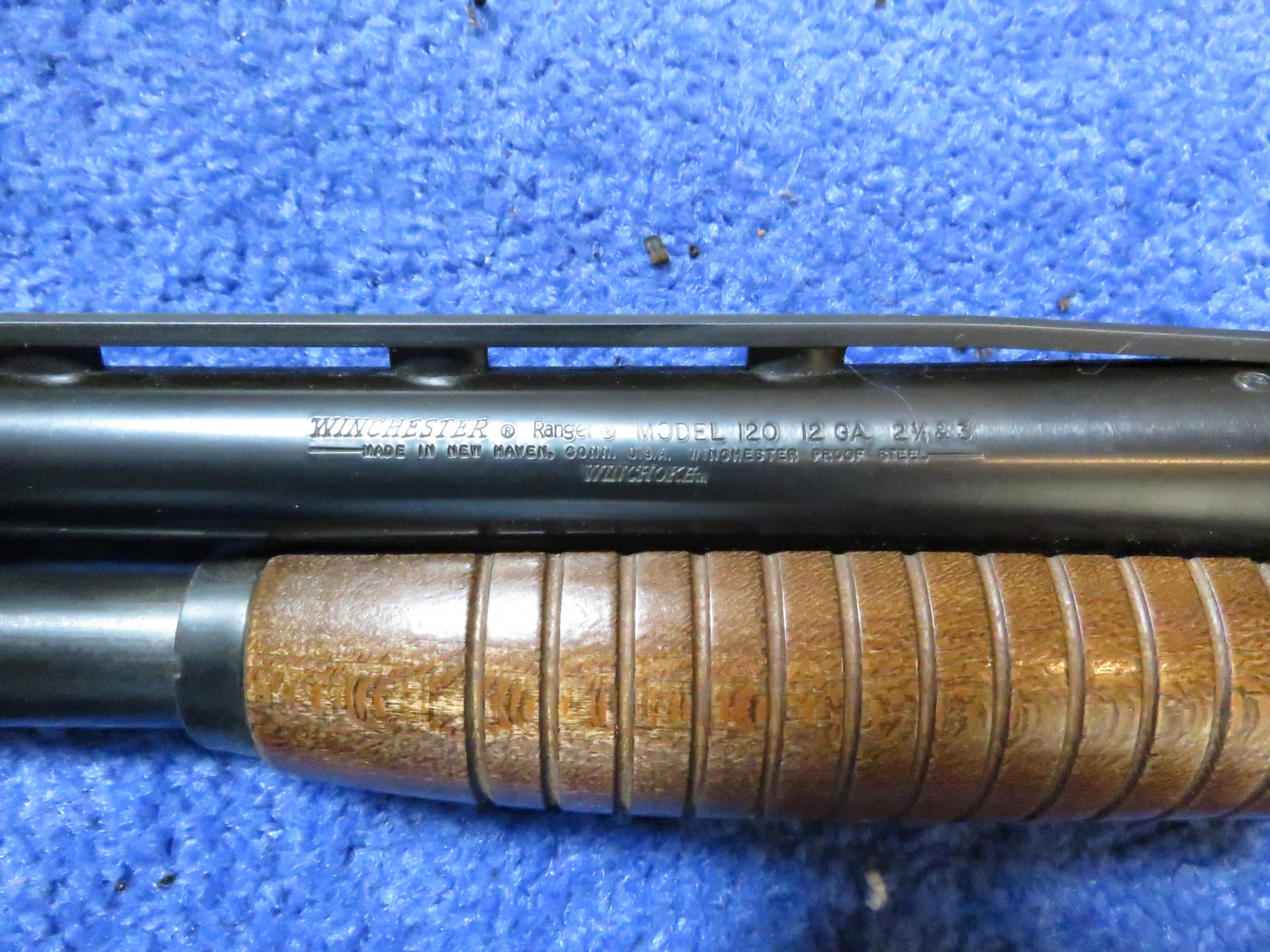 Winchester Model 120 12 Gauge Shotgun - Image 3