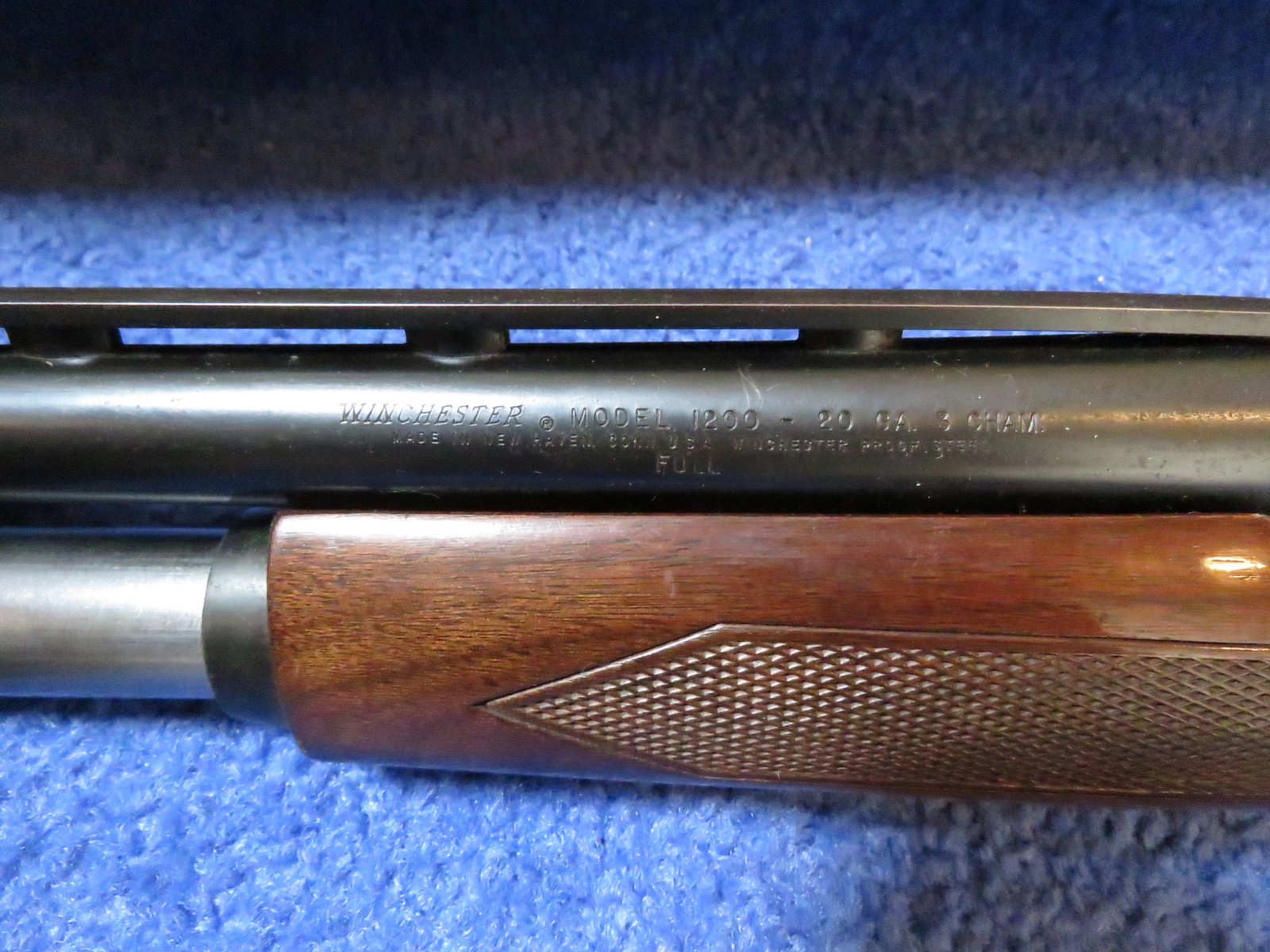 Winchester Model 1200 20 Gauge Shotgun - Image 3