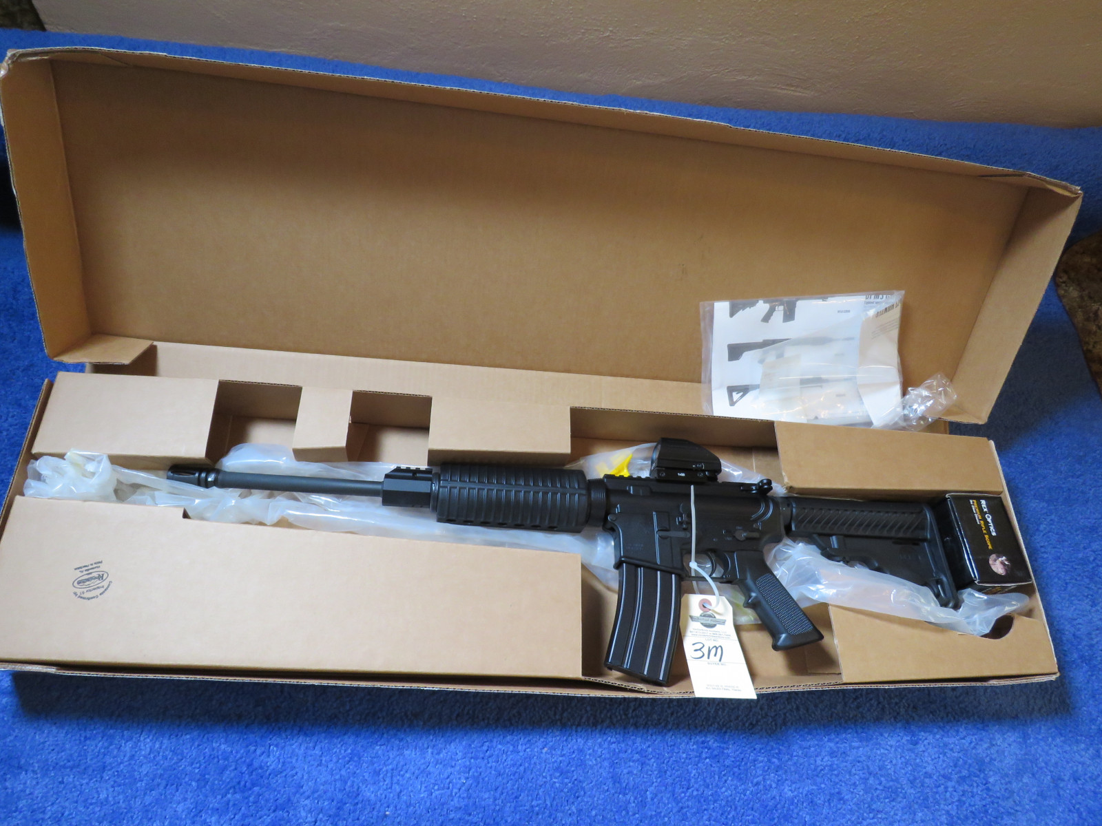 DPMS Panther Arms Model A-15 Type Semi-Automatic Sporting Rifle NIB NF  FFH068974 - Image 1