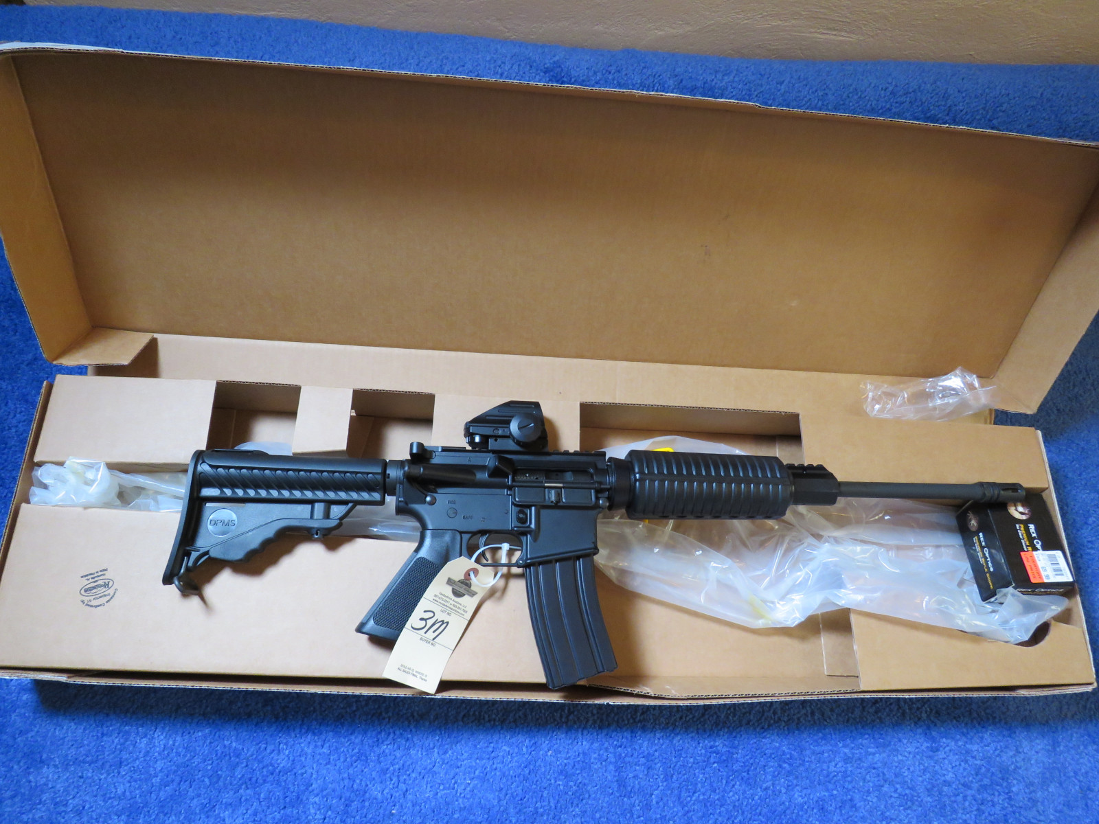 DPMS Panther Arms Model A-15 Type Semi-Automatic Sporting Rifle NIB NF  FFH068974 - Image 4