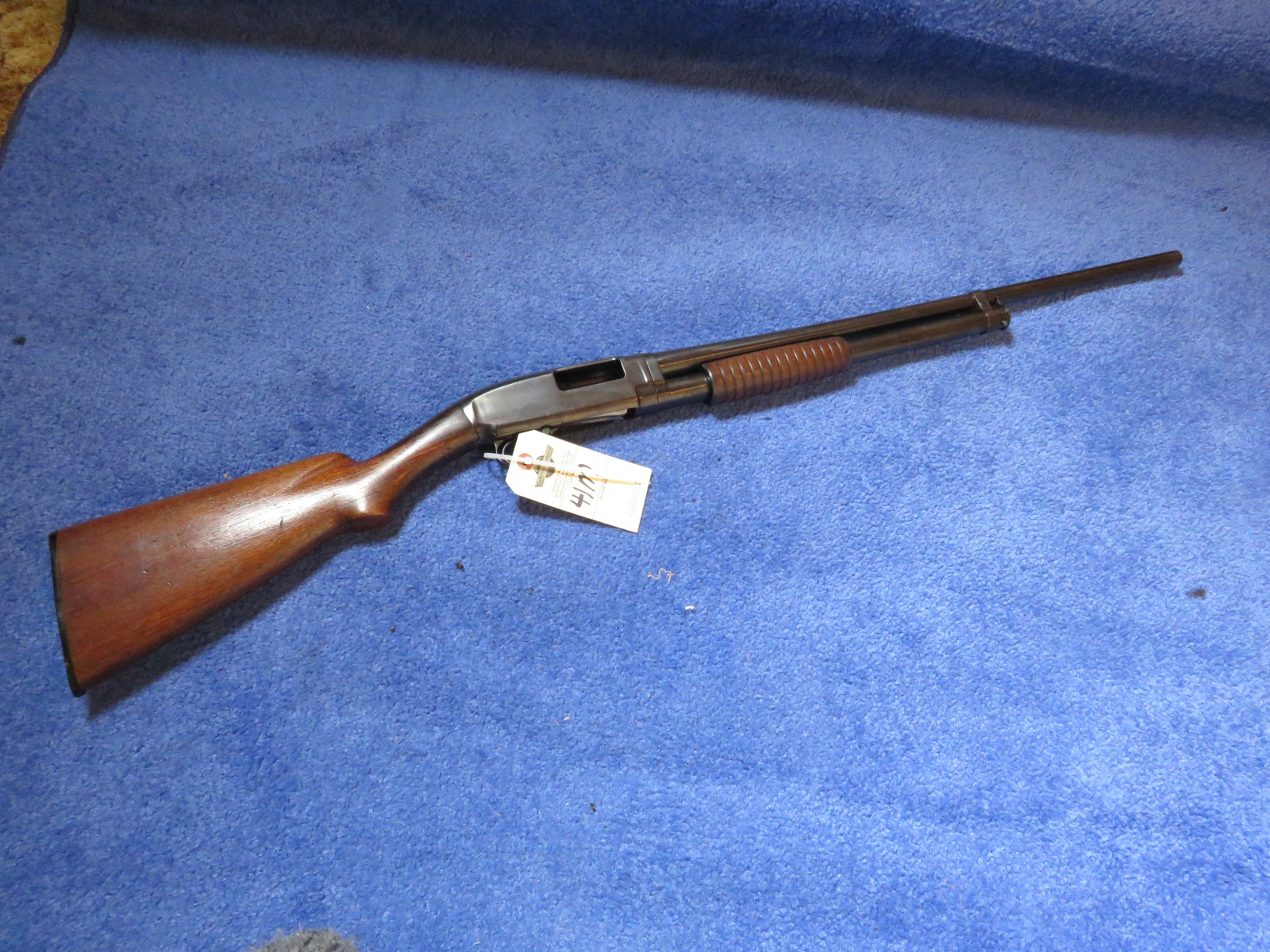 Winchester Model 1912 16 Gauge Shotgun - Image 1