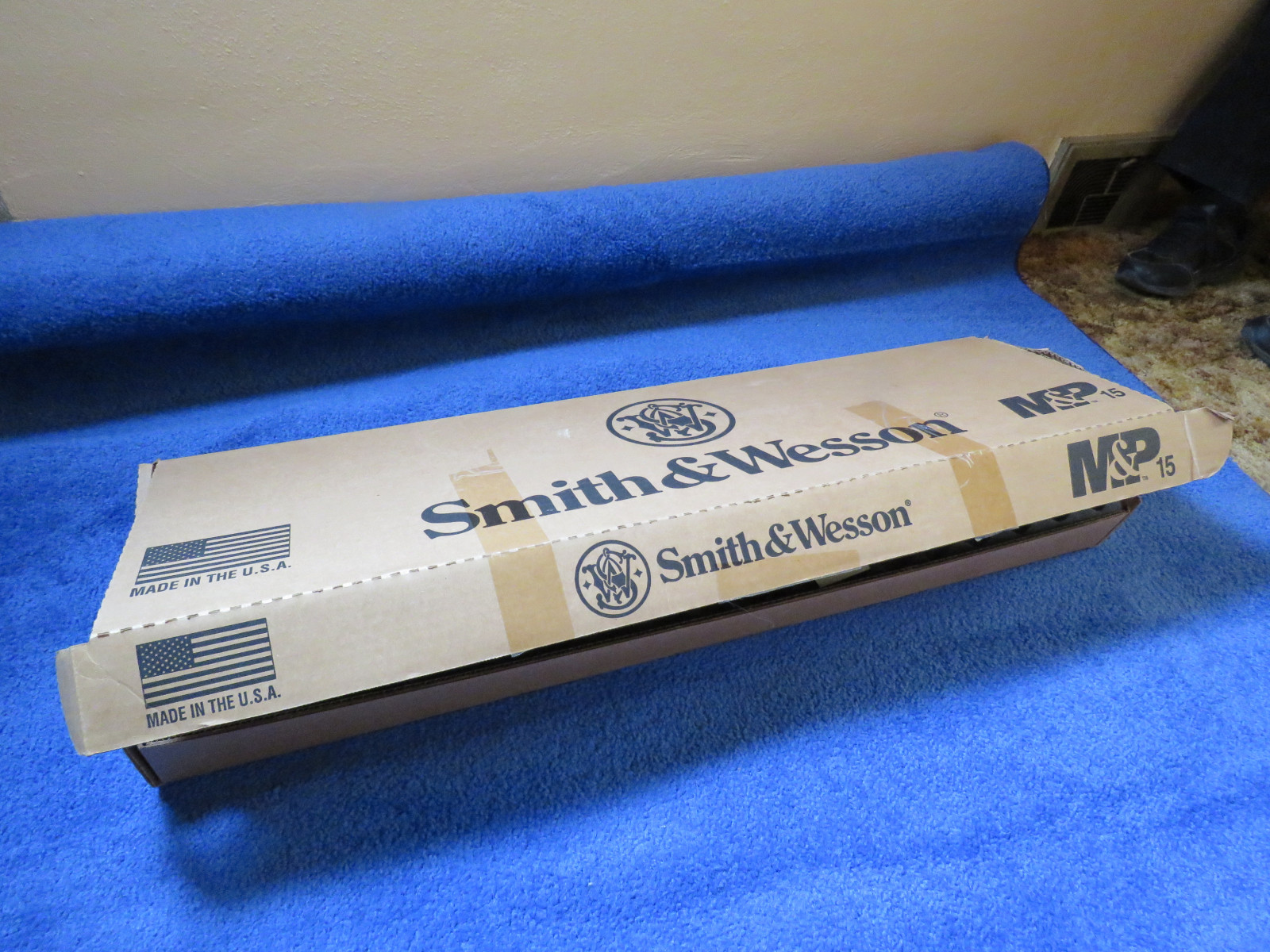 Smith & Wesson M&P15 Centerfire Rifle NIB NF - Image 4