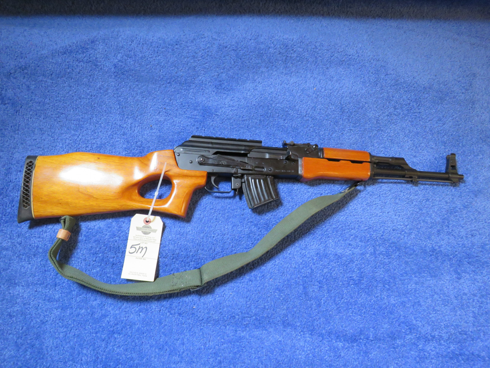MAADI Corporation      AK-47 Semi-Automatic Rifle ES U3243 - Image 2