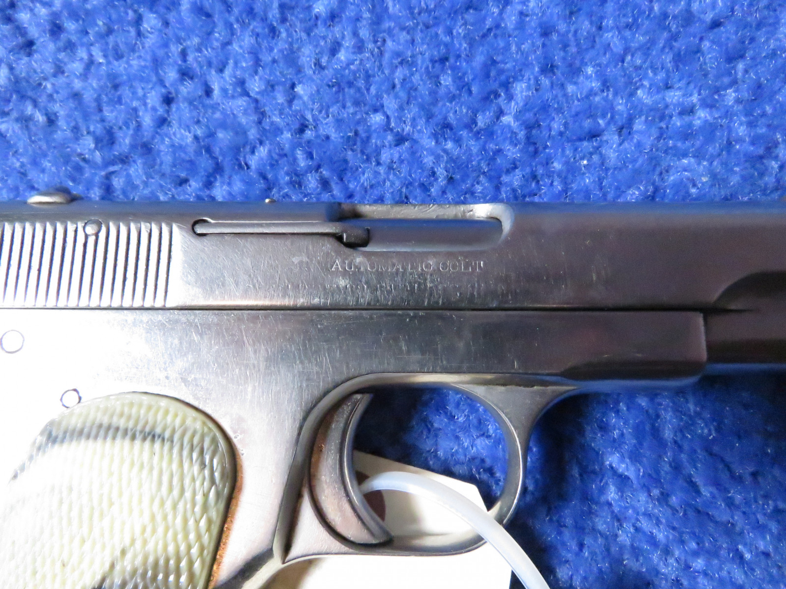 Colt Pocket Positive .32 Cal Semi-Auto Handgun - Image 4