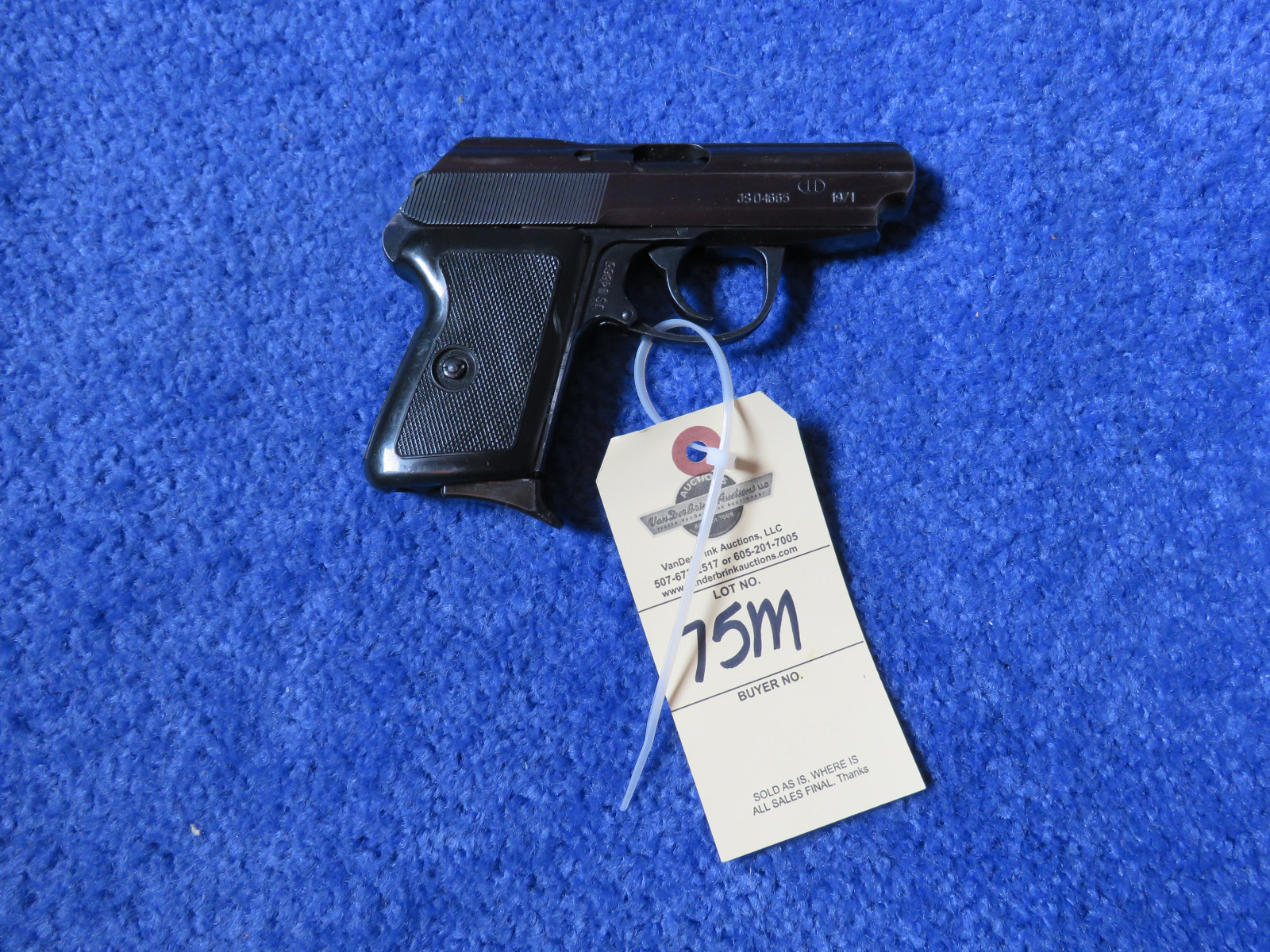 CAI P-64  9mm handgun - Image 1