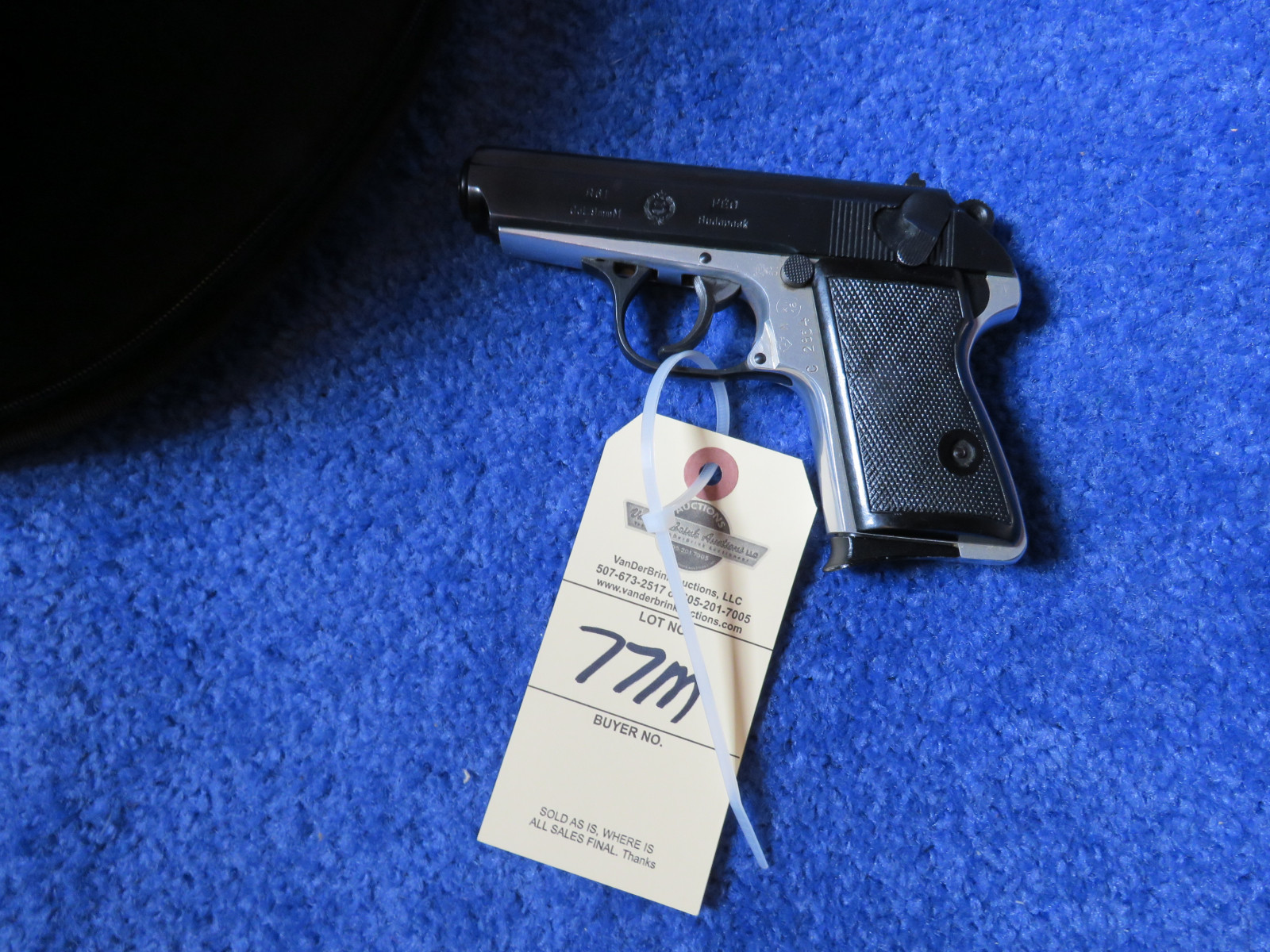 HFEG 9mm Handgun - Image 1