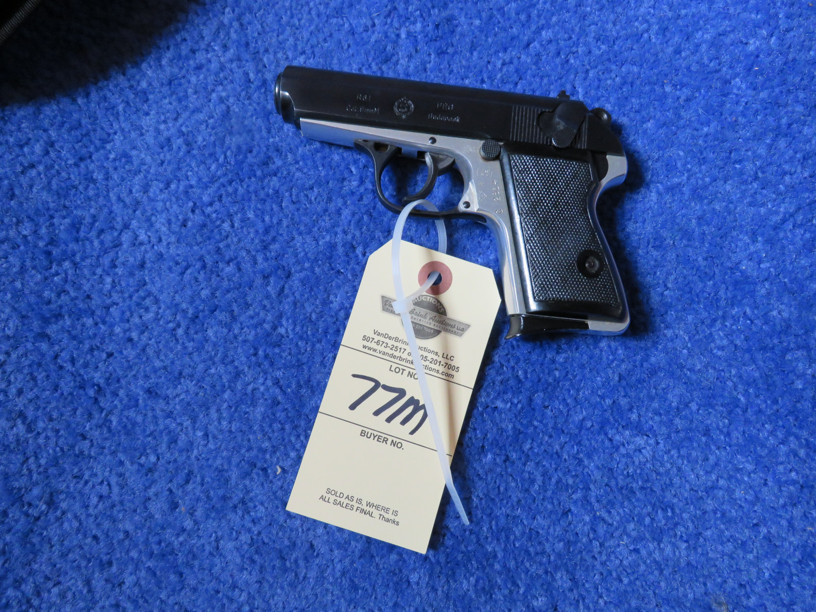 HFEG 9mm Handgun - Image 2