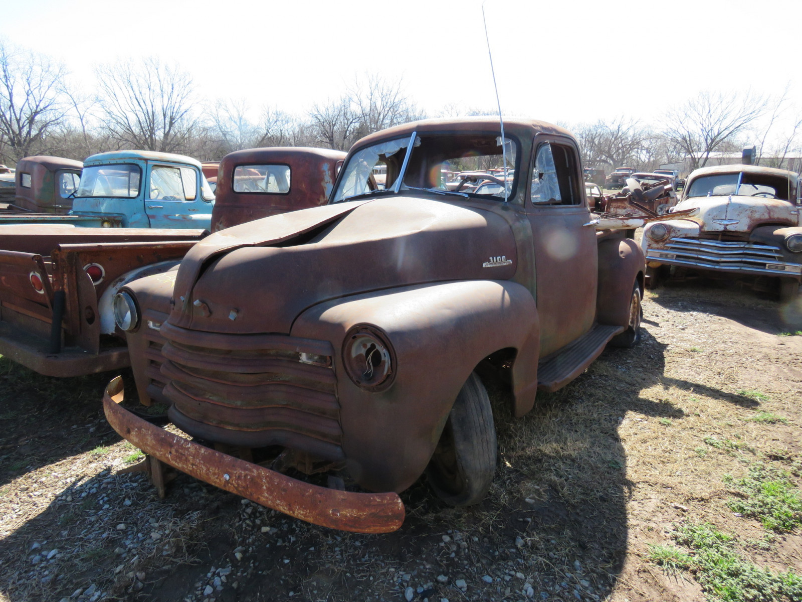 1953 Chevrolet Pickup - Image 2